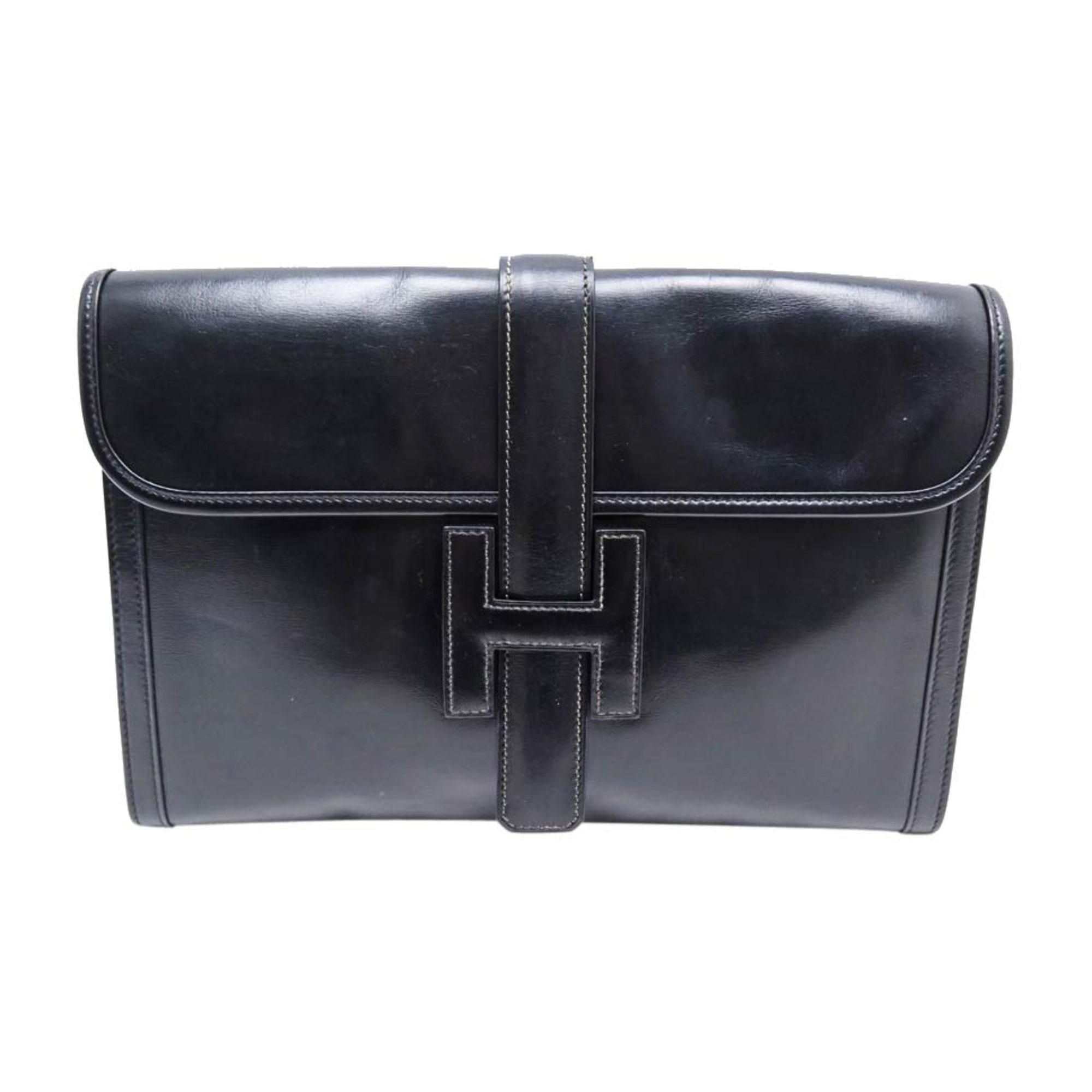 Par Vendu Pochette 7148216 Hermès Noir Encherexpert Paris16 0XwOPk8n