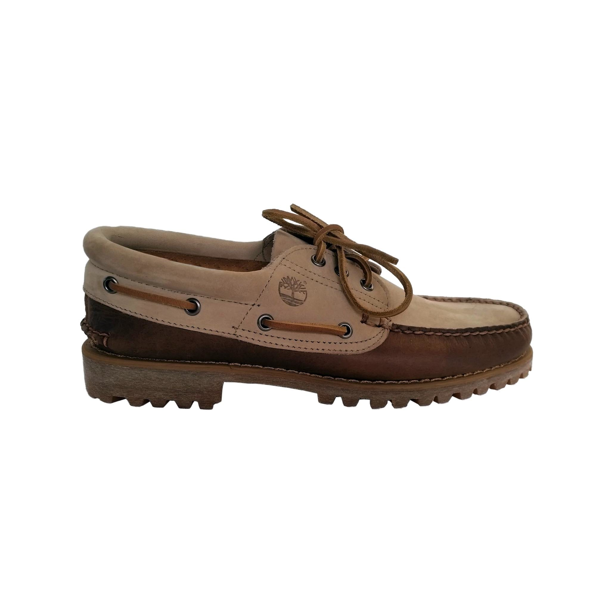 cba49c62b98 Chaussures à lacets TIMBERLAND Multicouleur