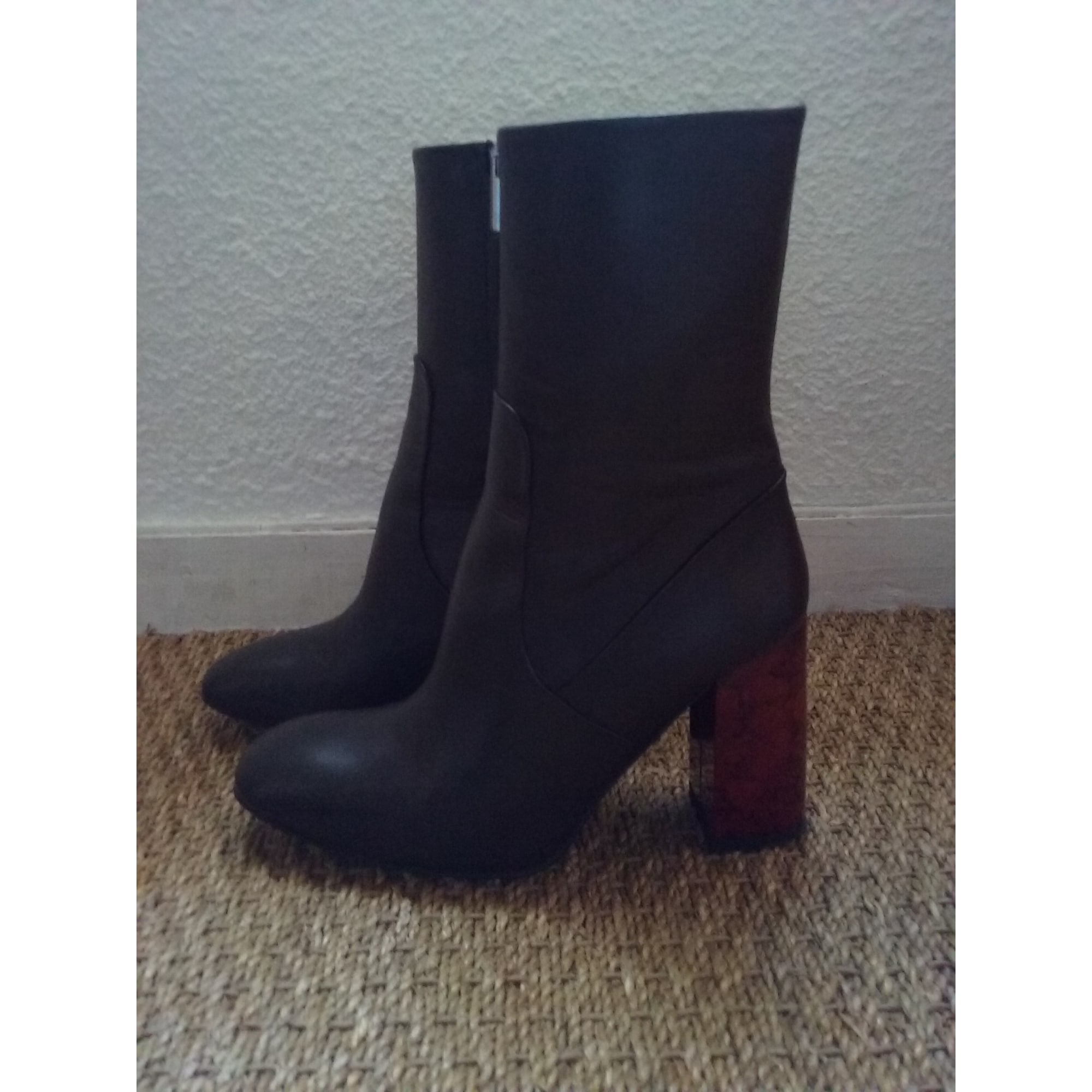 Bottines & low boots à talons