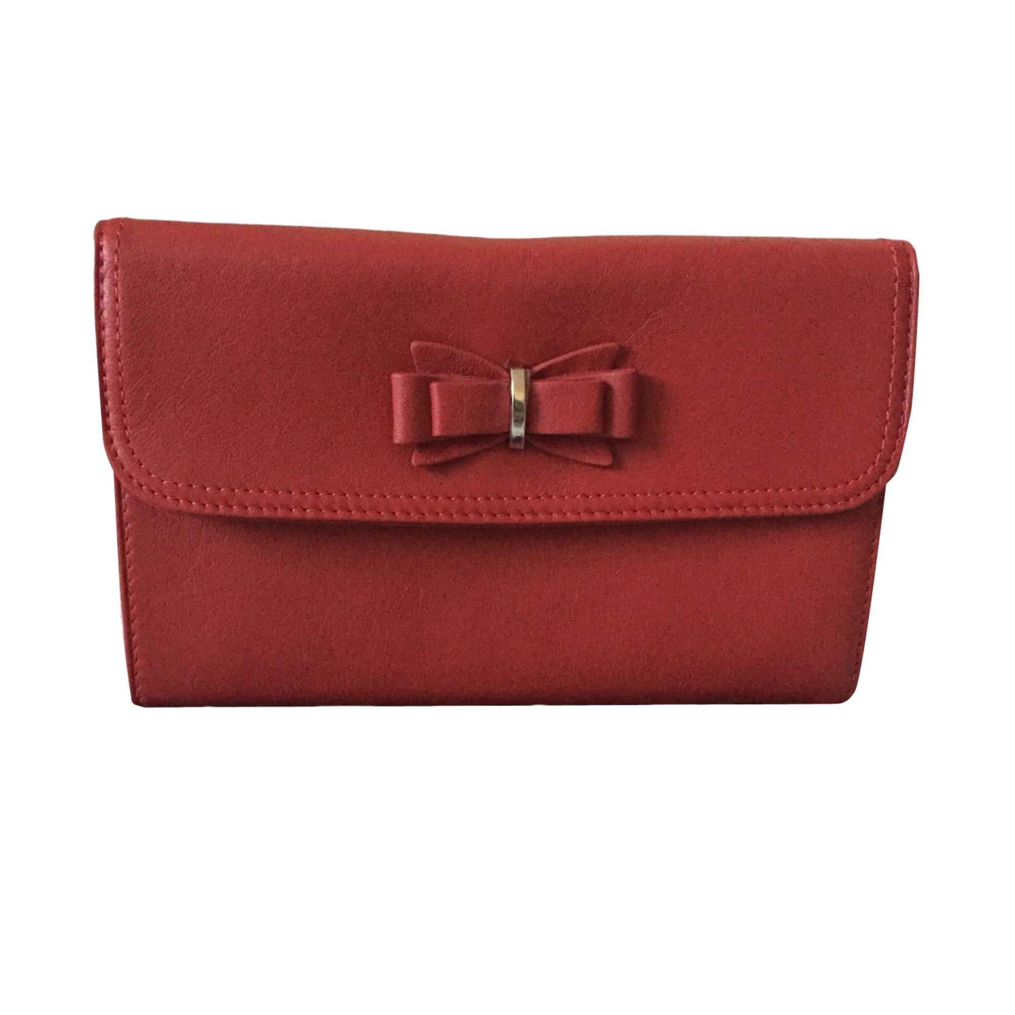 Portefeuille LANCASTER rouge vendu par Khanh 13 - 7164752 a79c8cd3aa9