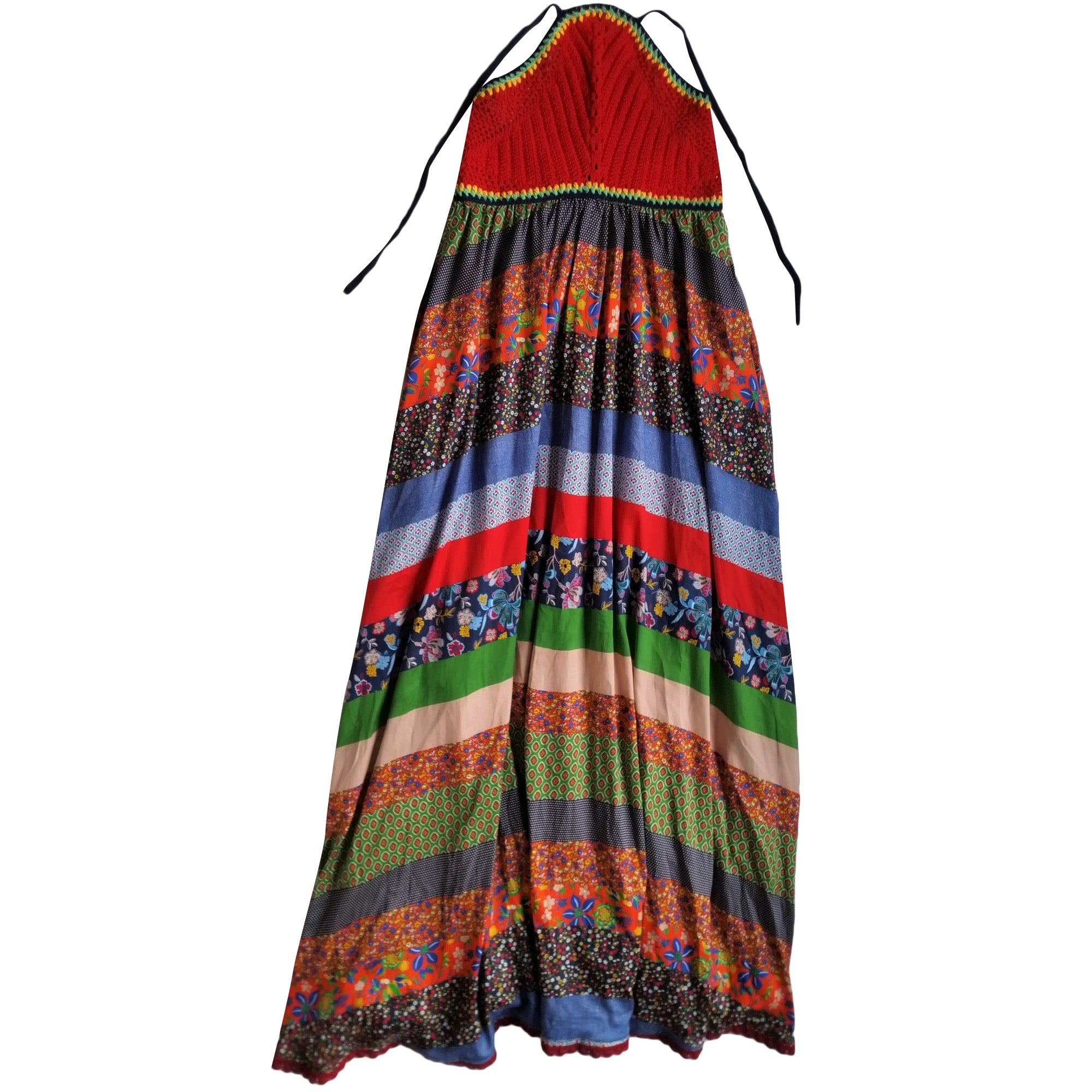 46ee01c3597 Maxi Dress TOMMY HILFIGER 38 (M, T2) multicolor - 7168961