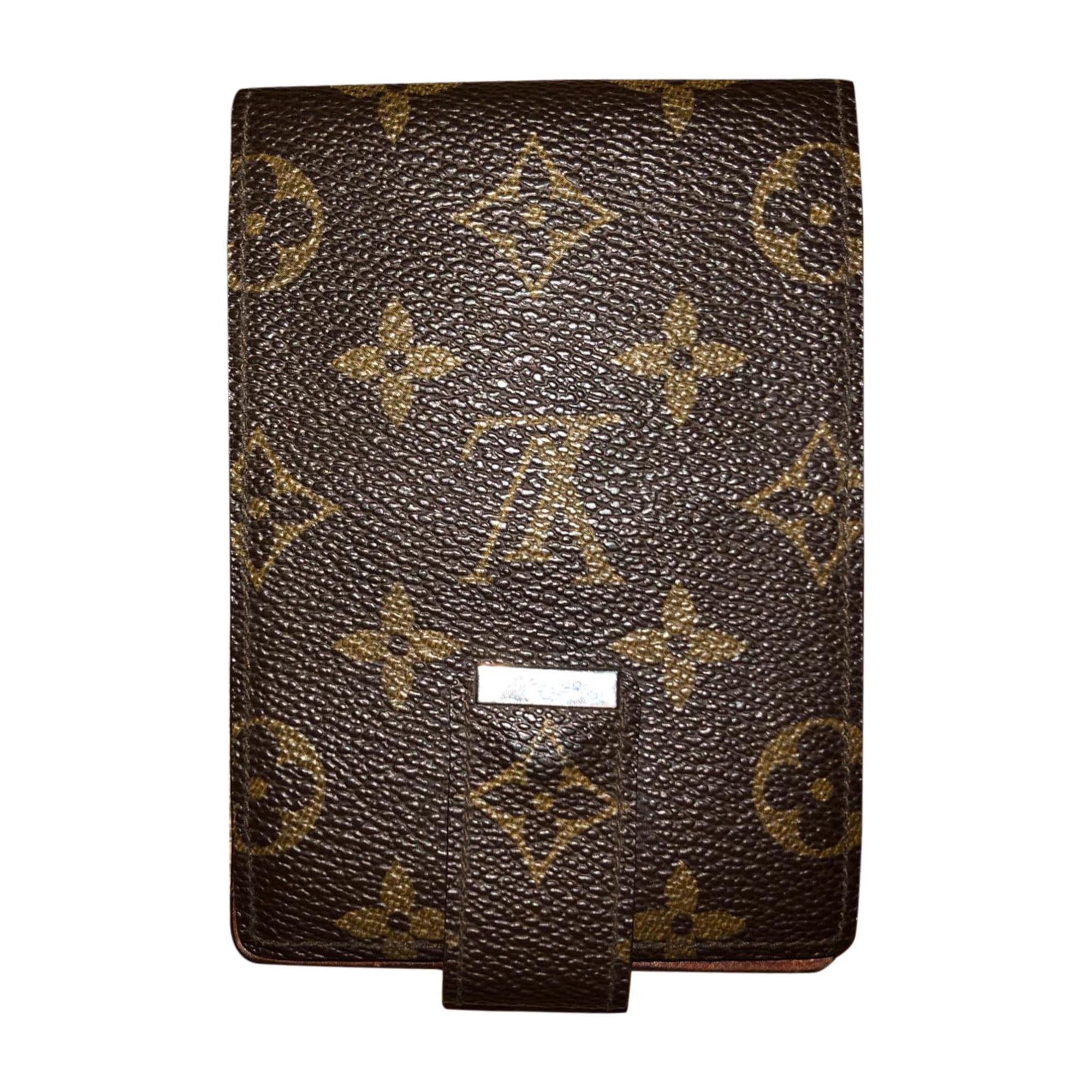 Porte ch quier louis vuitton marron vendu par mimi 1470 7211777 - Porte chequier louis vuitton ...
