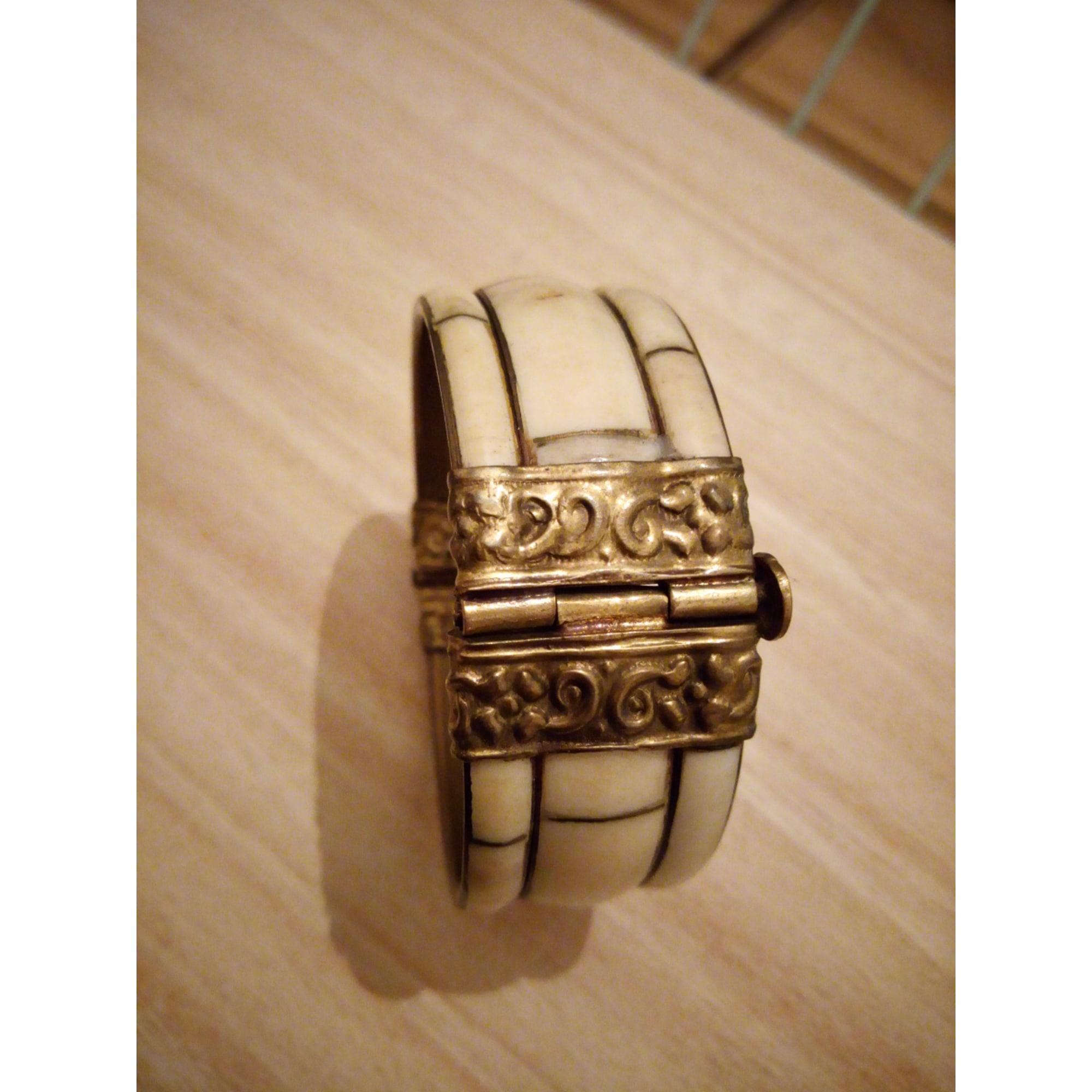 Bracelet VINTAGE Doré, bronze, cuivre