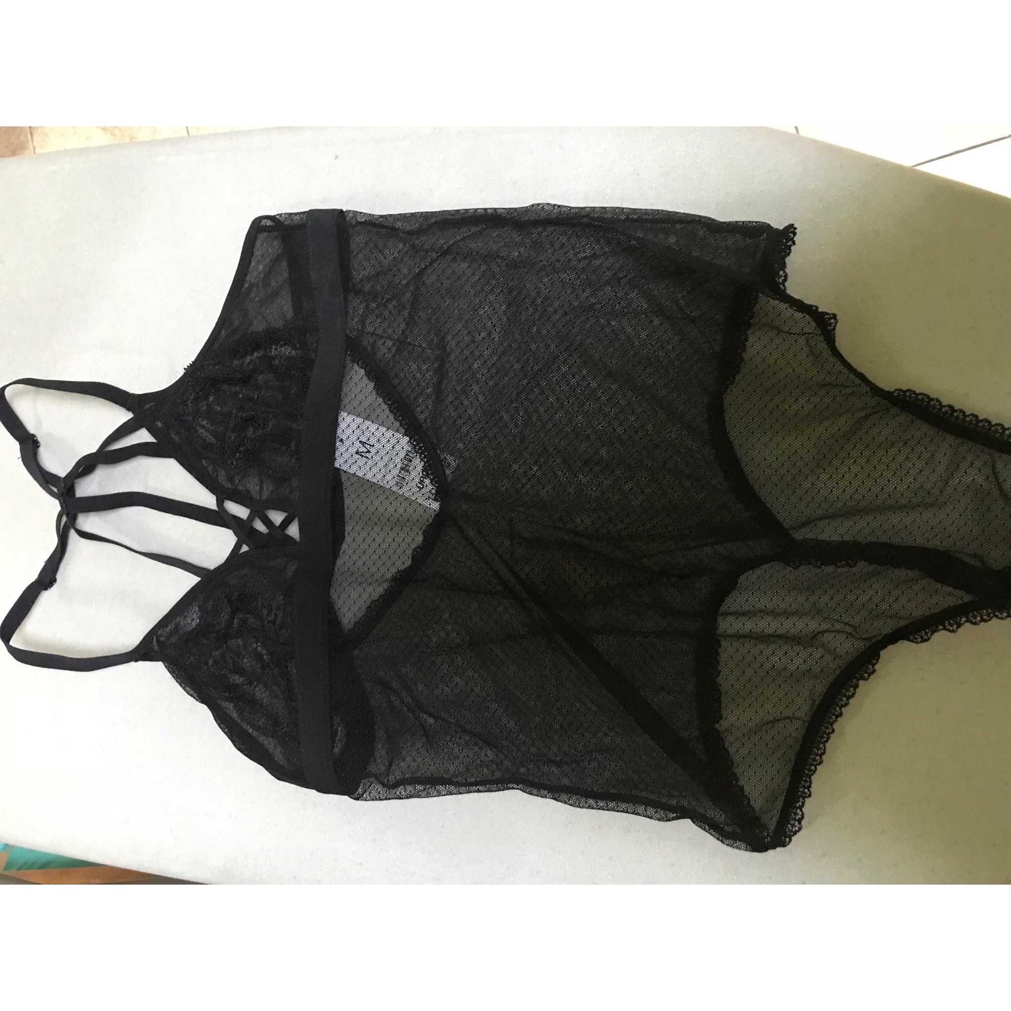 Body UNDIZ Noir