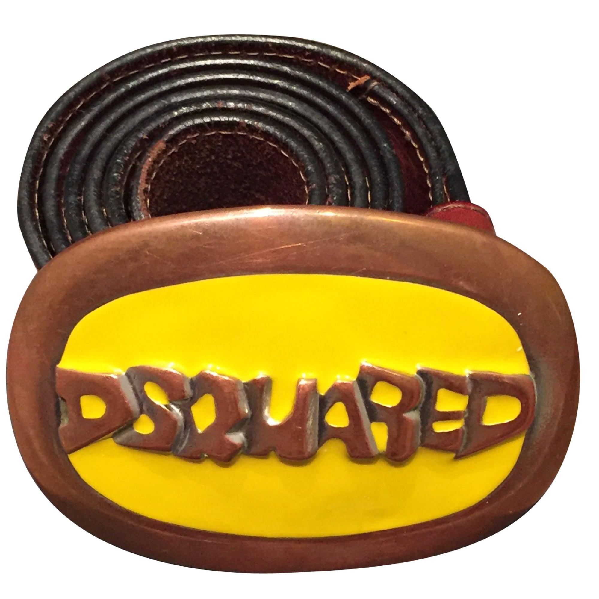 Ceinture DSQUARED2 Multicouleur