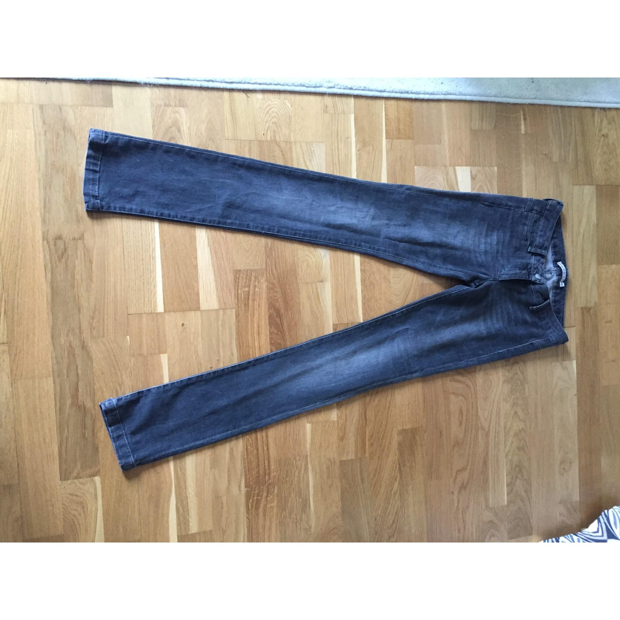 Jeans droit KOOKAI W25 (T 34) gris - 7238576 1f498398e