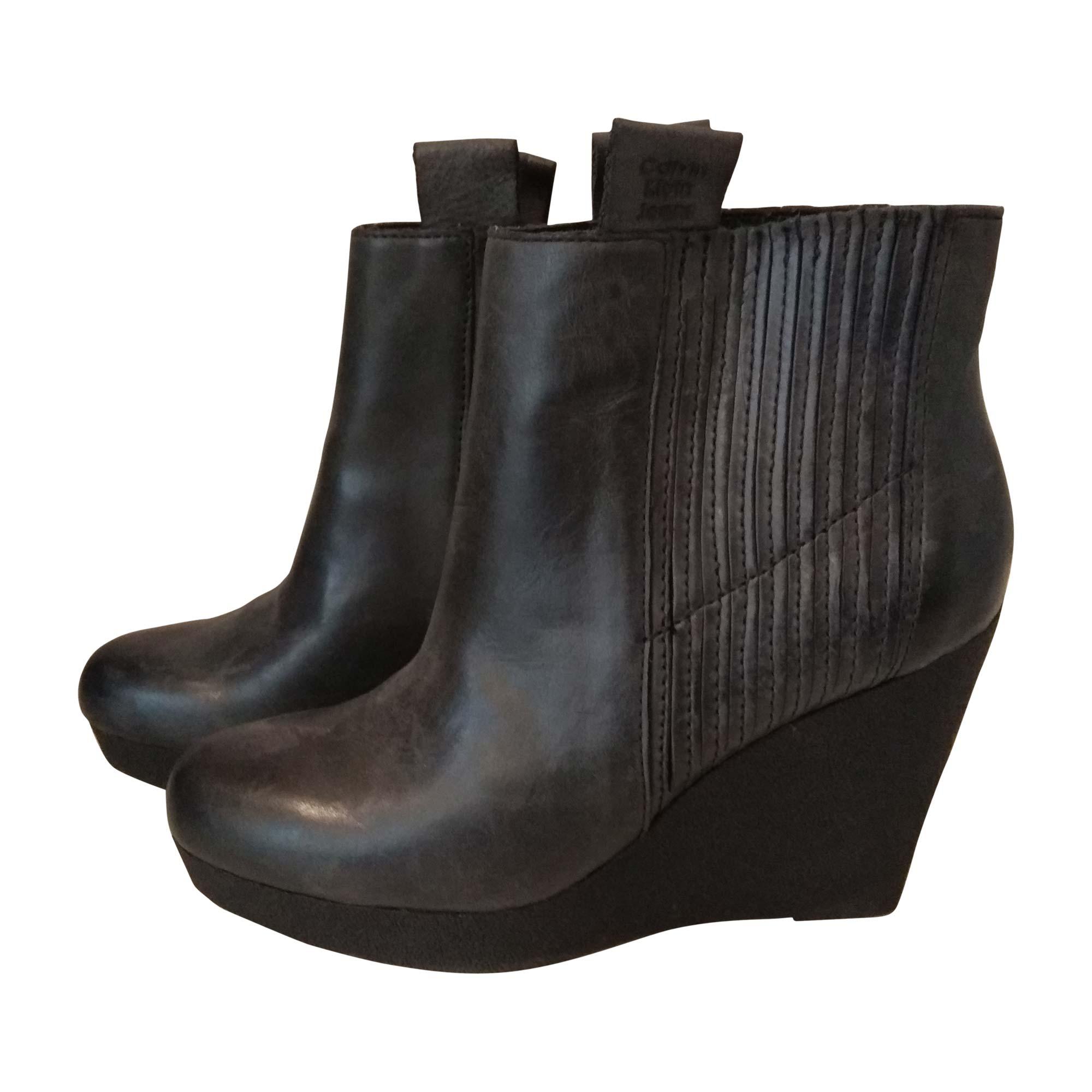 compensés à boots Bottineslow boots à Bottineslow CxQdBWreEo