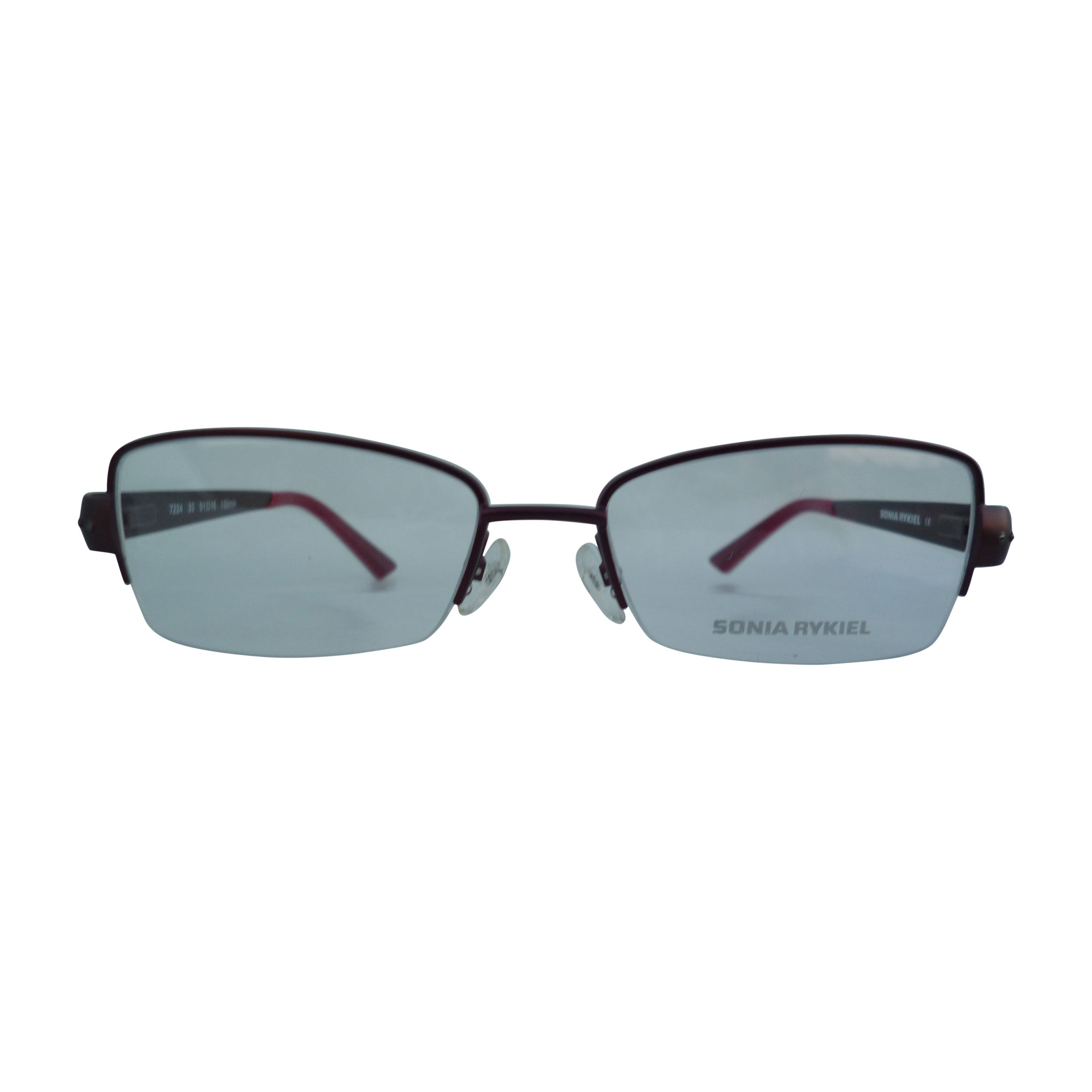 Monture de lunettes SONIA RYKIEL Rose, fuschia, vieux rose 3716e1f85bd0
