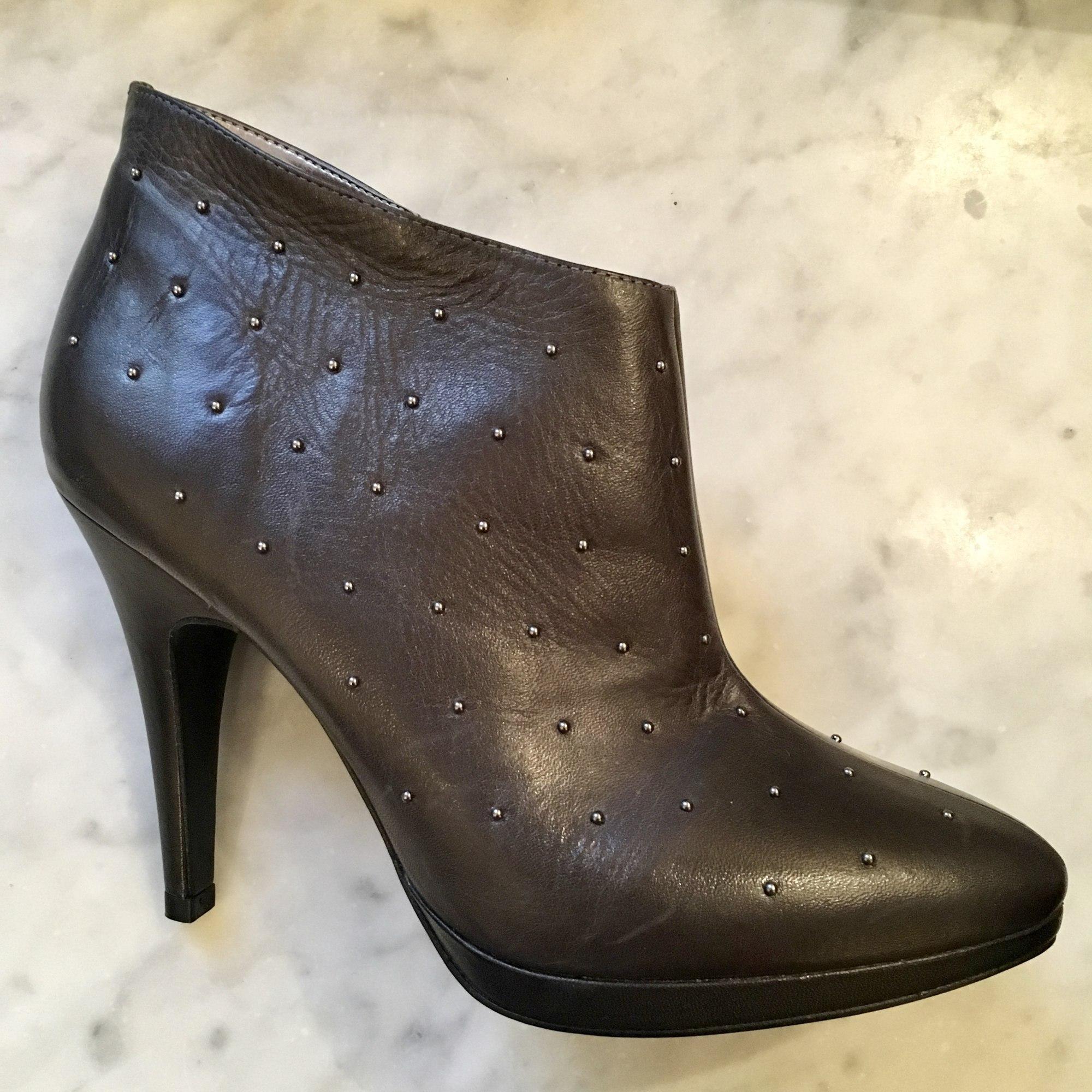 Bottines & low boots à talons LA SCARPA cuir noir 39 CuLgxwZ