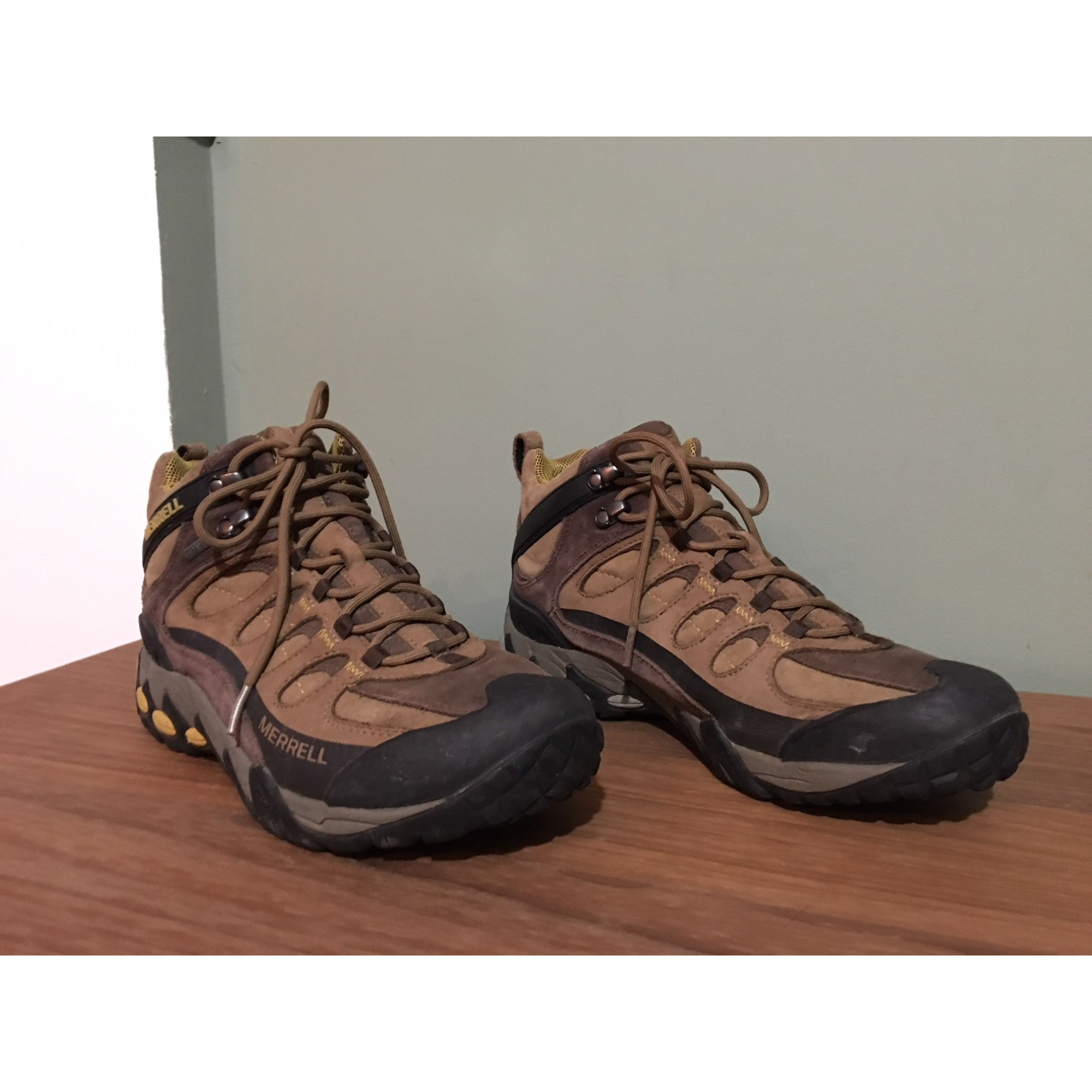 De 42 Chaussures 5 7268645 Marron Merrell Sport dqAxwHZ