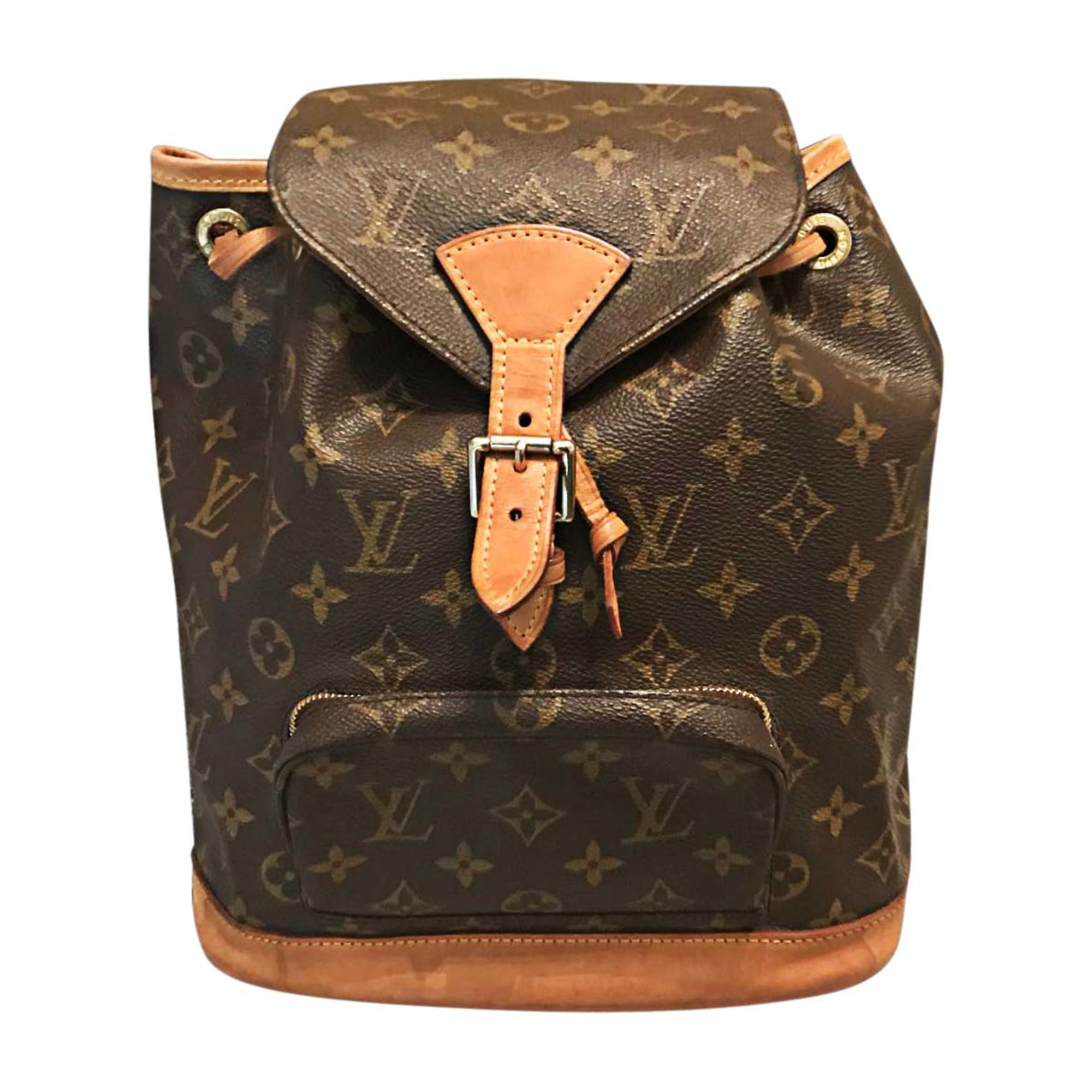 4e66d41e13 Zaino LOUIS VUITTON marrone vendu par Fatiti 4 - 7282357