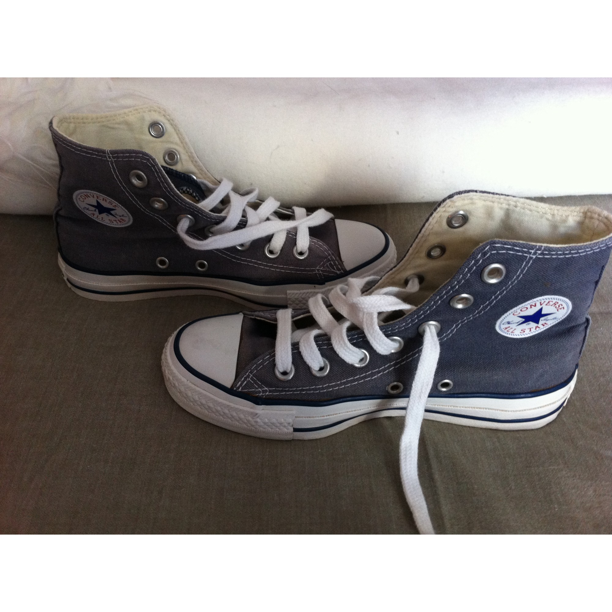 a163a00ce77f3 Chaussures de sport CONVERSE 35 bleu vendu par Soblanc - 7286765