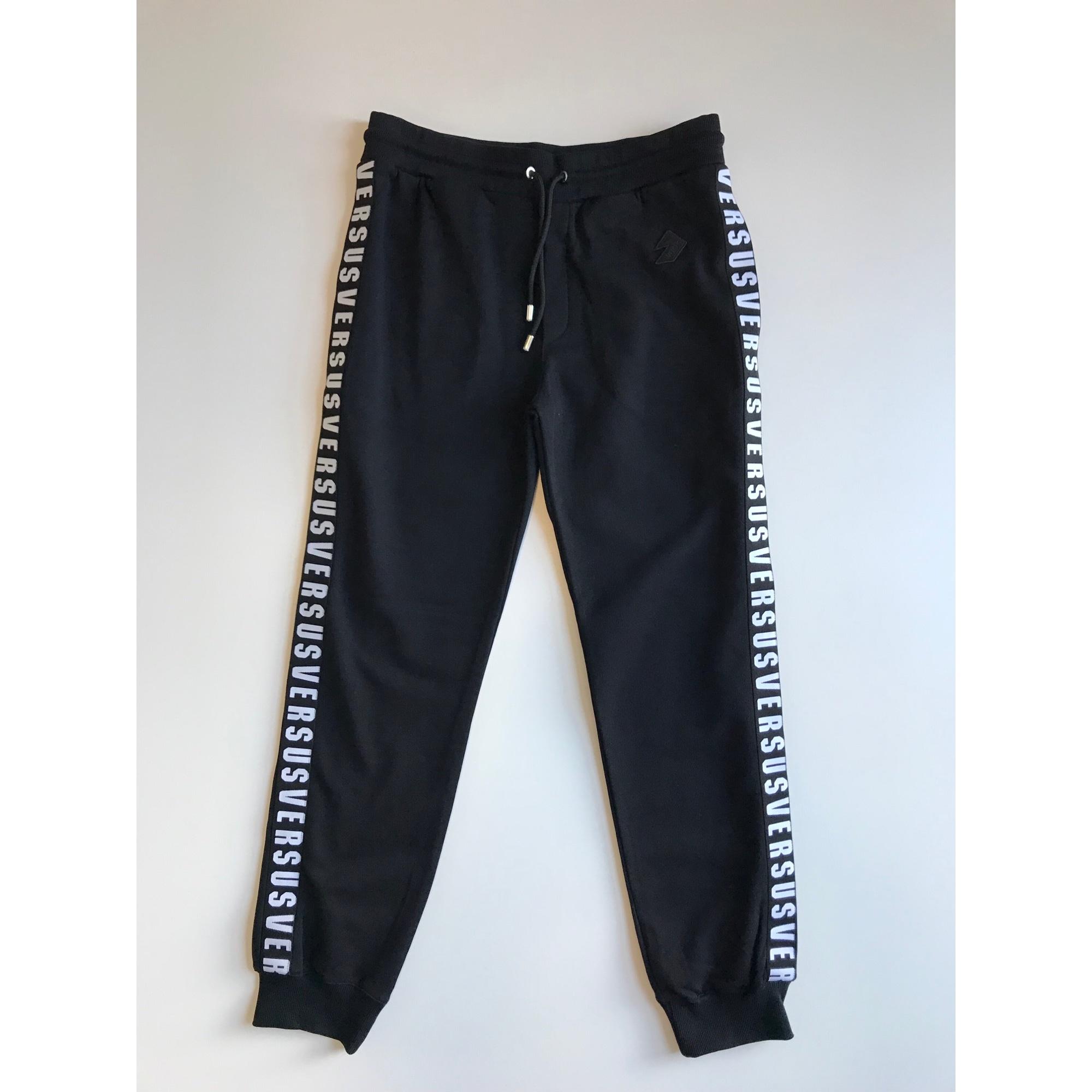 Pantalon de survêtement VERSUS VERSACE 48 (M) noir - 7289660 51cfc5e42ef
