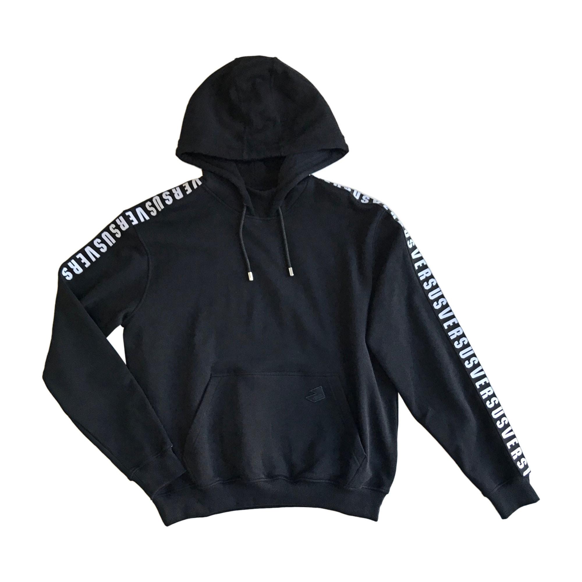 db1422613dd8 Sweat VERSUS VERSACE 1 (S) noir vendu par Jag2b - 7289665