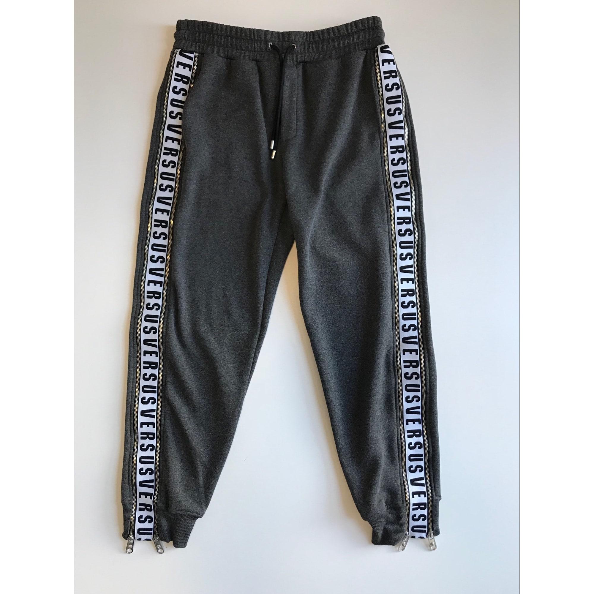 423fefe9fc55 Pantalon de survêtement VERSUS VERSACE 52 (L) gris - 7289678