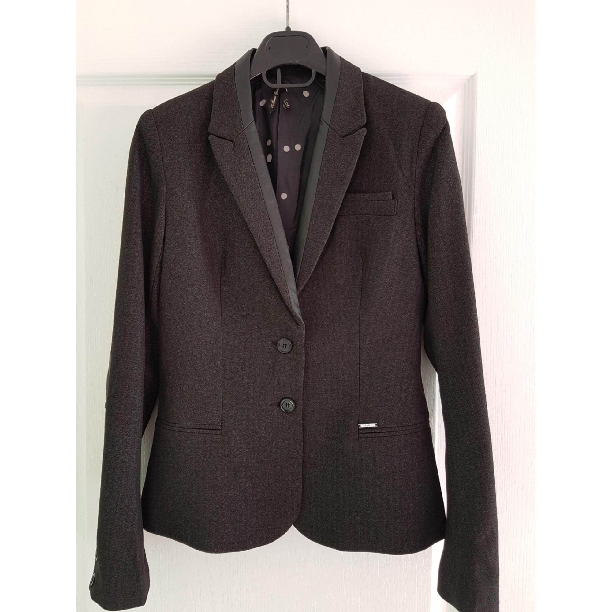 Blazer, veste tailleur LES PETITES BOMBES 38 (M, T2) gris - 7295573 28a192355658