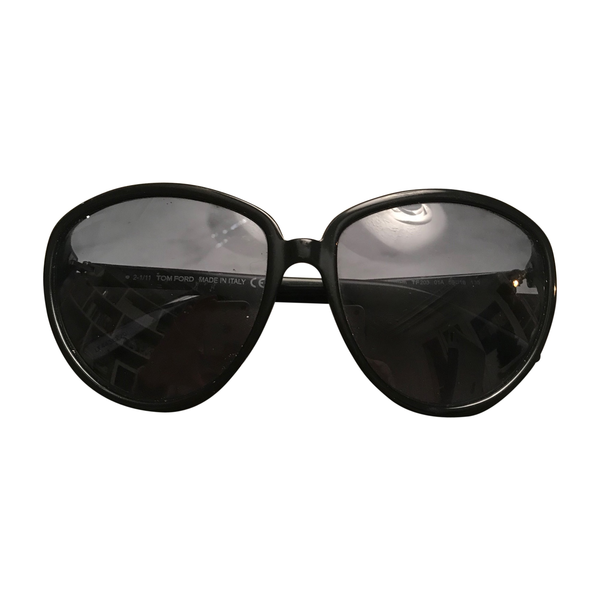 0208aef159a Sunglasses TOM FORD black - 7296515