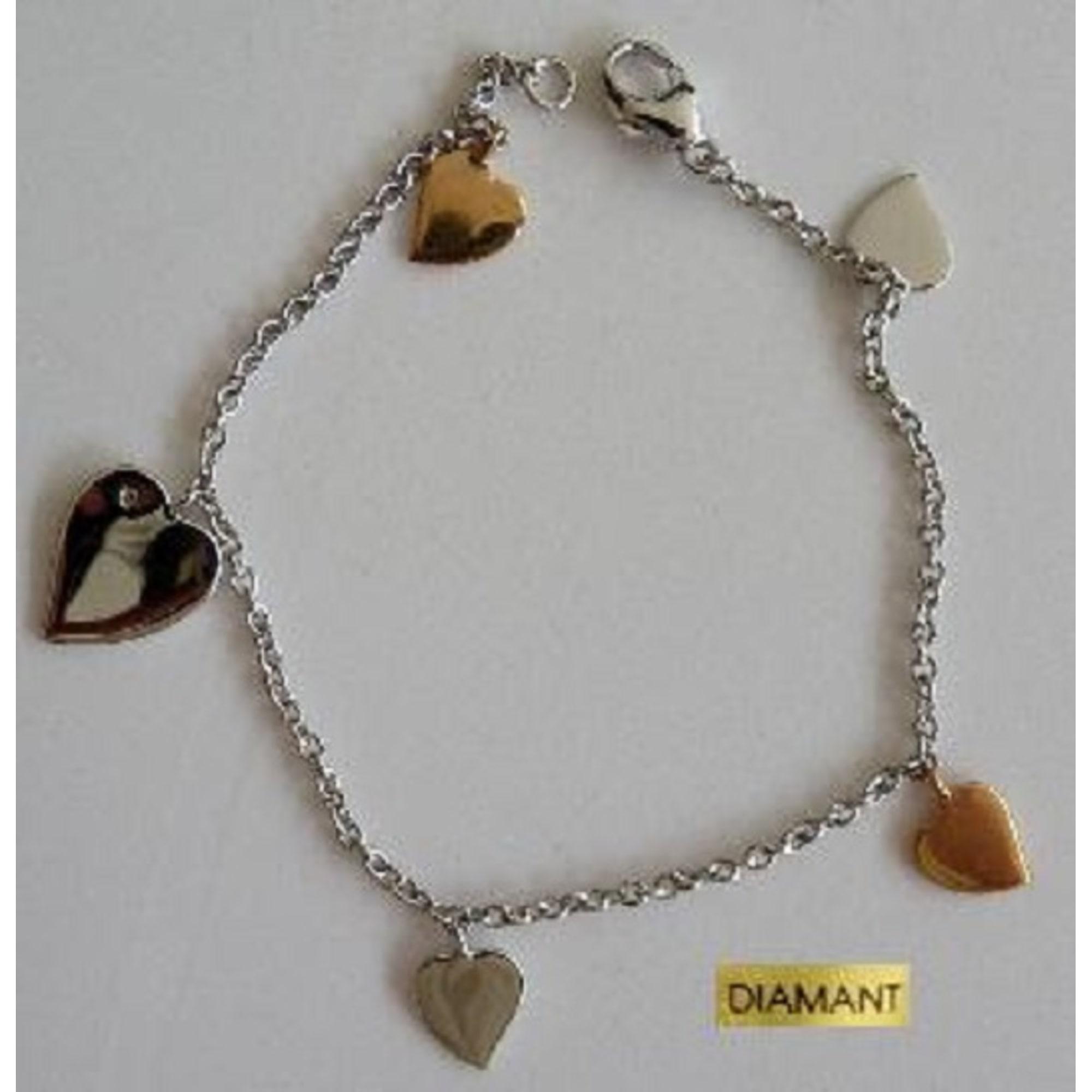 Bracelet CHRISTIAN BERNARD argent argent