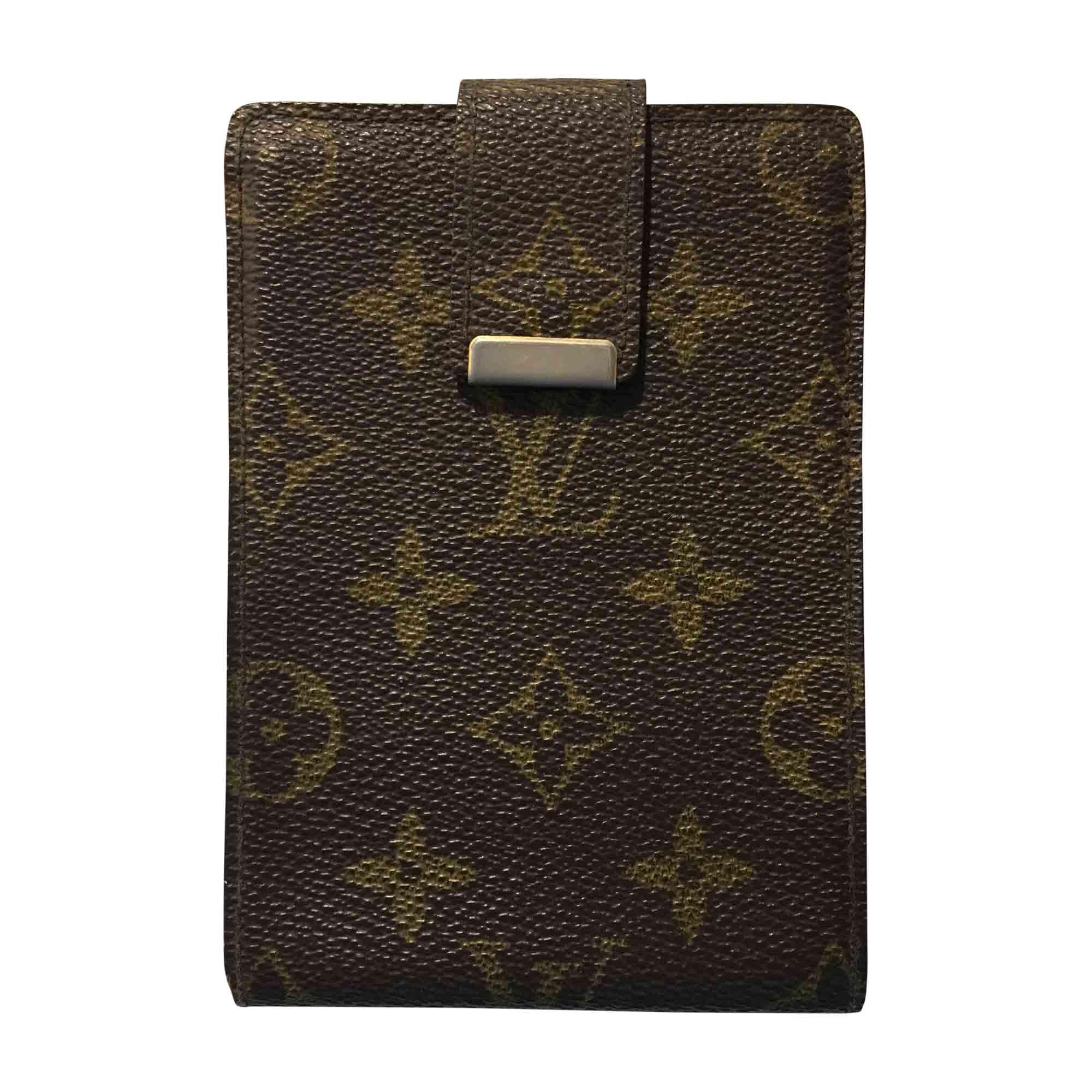 Porte-chéquier LOUIS VUITTON marron vendu par Sourilie - 7300050 4e03ae61d4c