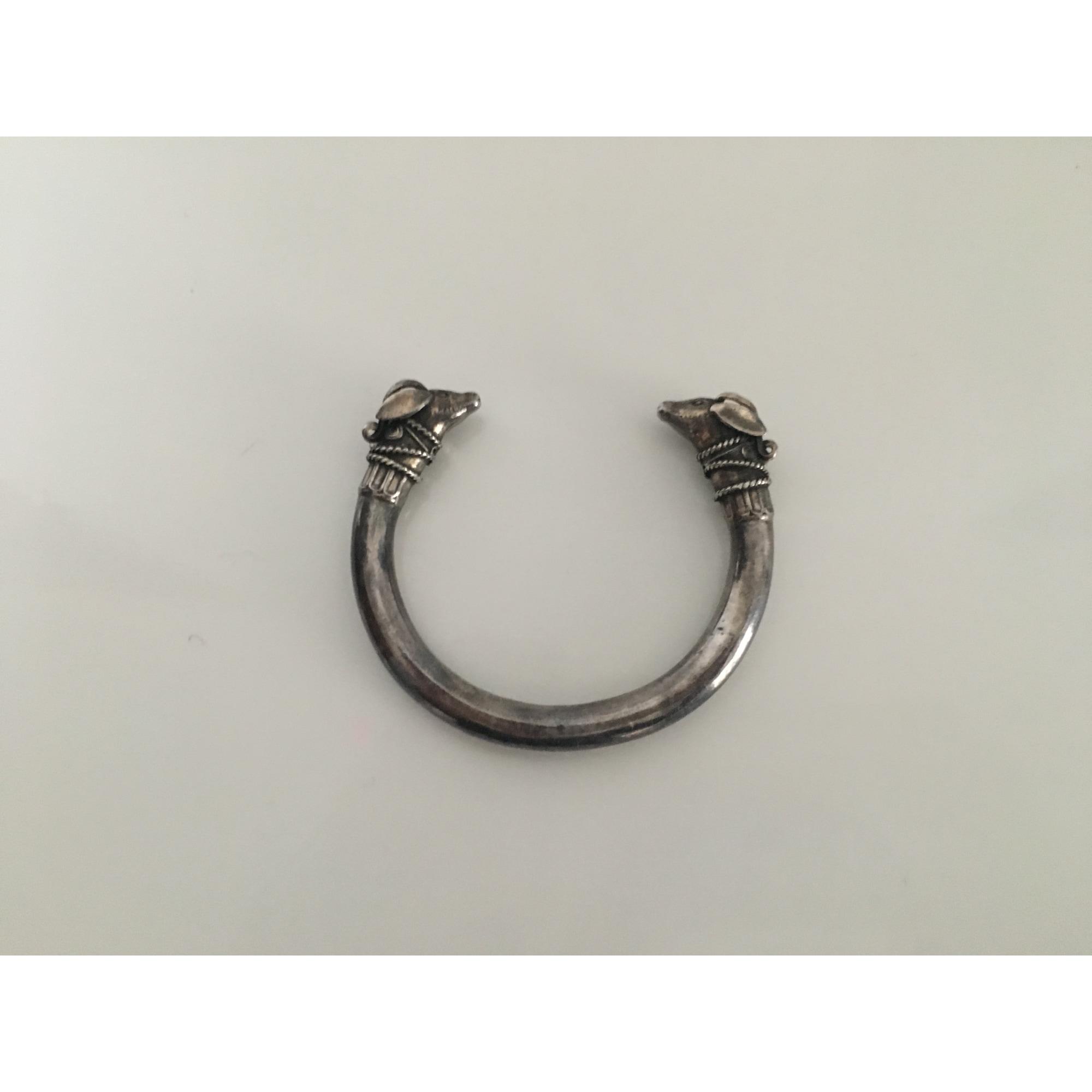 757b076029c Bracelet MUSÉE DU LOUVRE argenté vendu par Taé169576 - 7303354