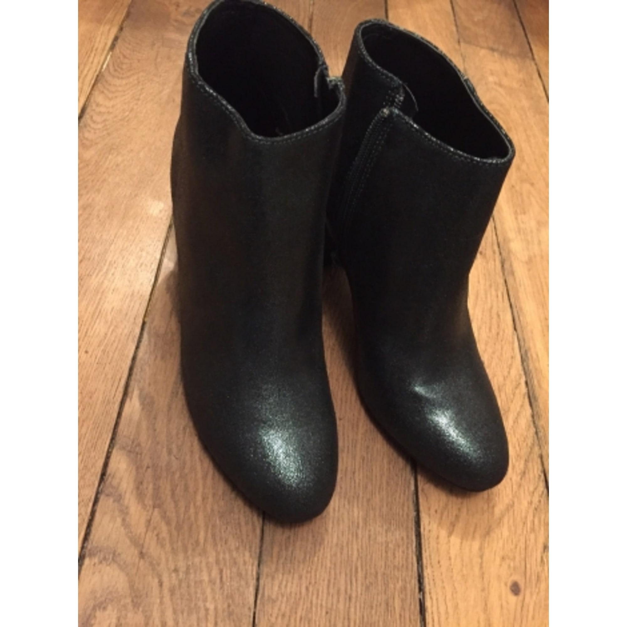 Bottines & low boots à talons BOCAGE Vert