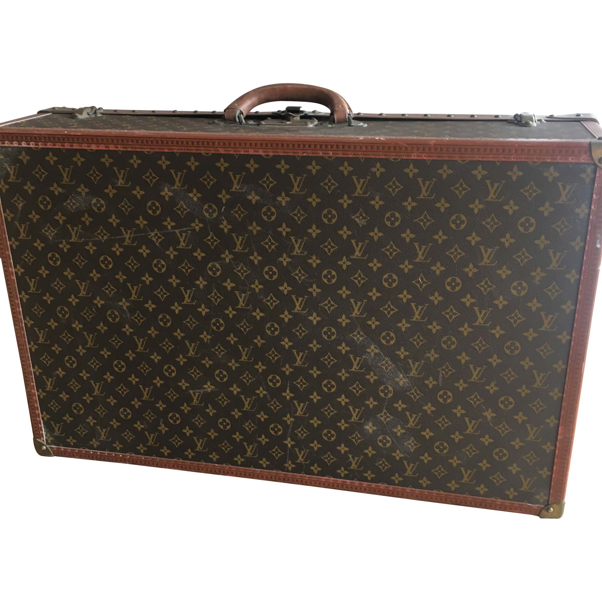 d4737514d5c Mallette LOUIS VUITTON marron - 7315572