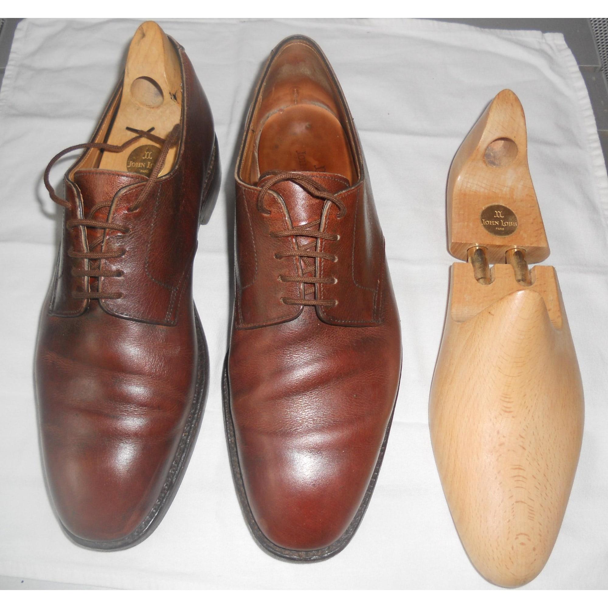 a43342839057 Chaussures à lacets JOHN LOBB 42,5 marron - 7317112