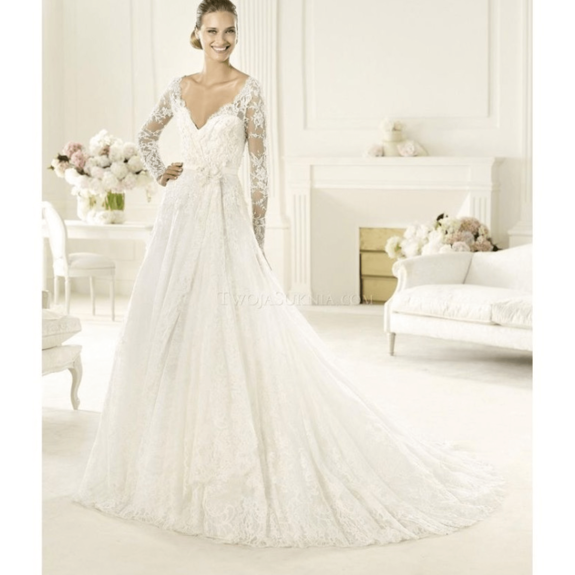9f1b40d2ff7 Wedding Dress ELIE SAAB 38 (M