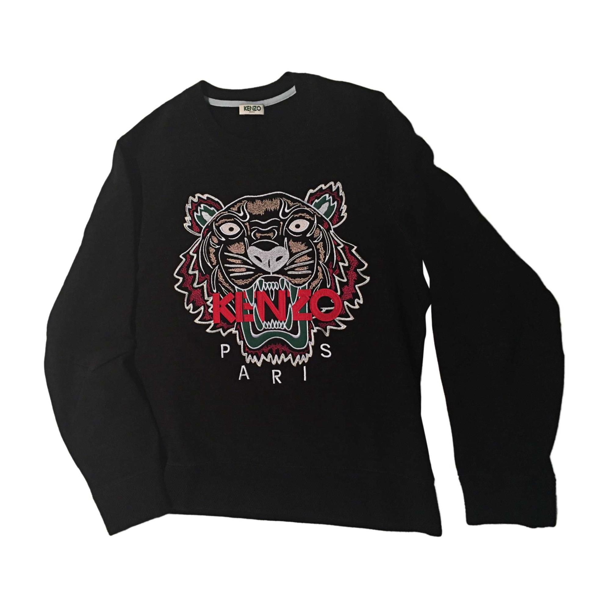 Sweat KENZO 2 (M) noir vendu par Paolo145679 - 7324281 41e74c15727