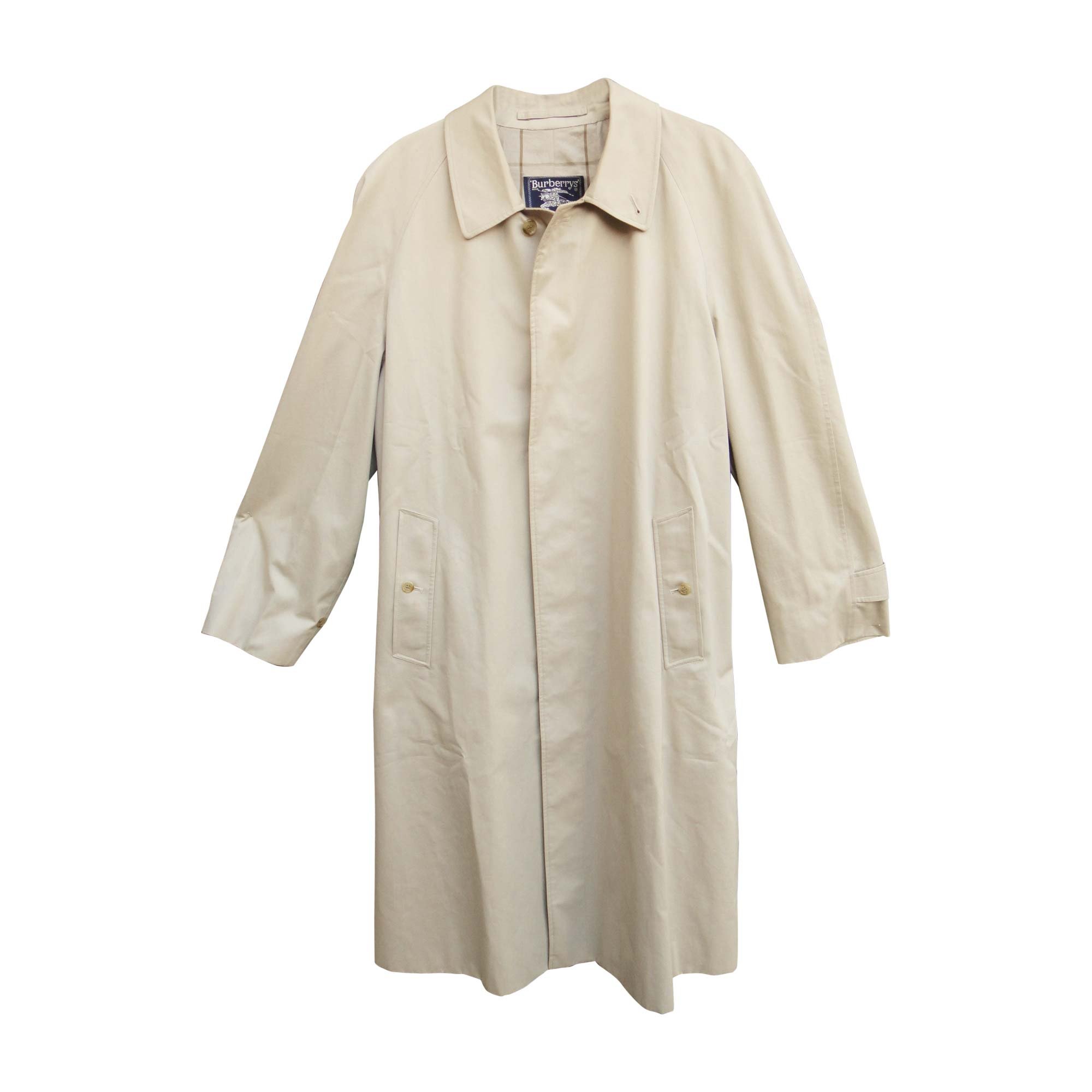 m Bianco 7334871 Impermeabile 50 Burberry Trench P4Z1Ux