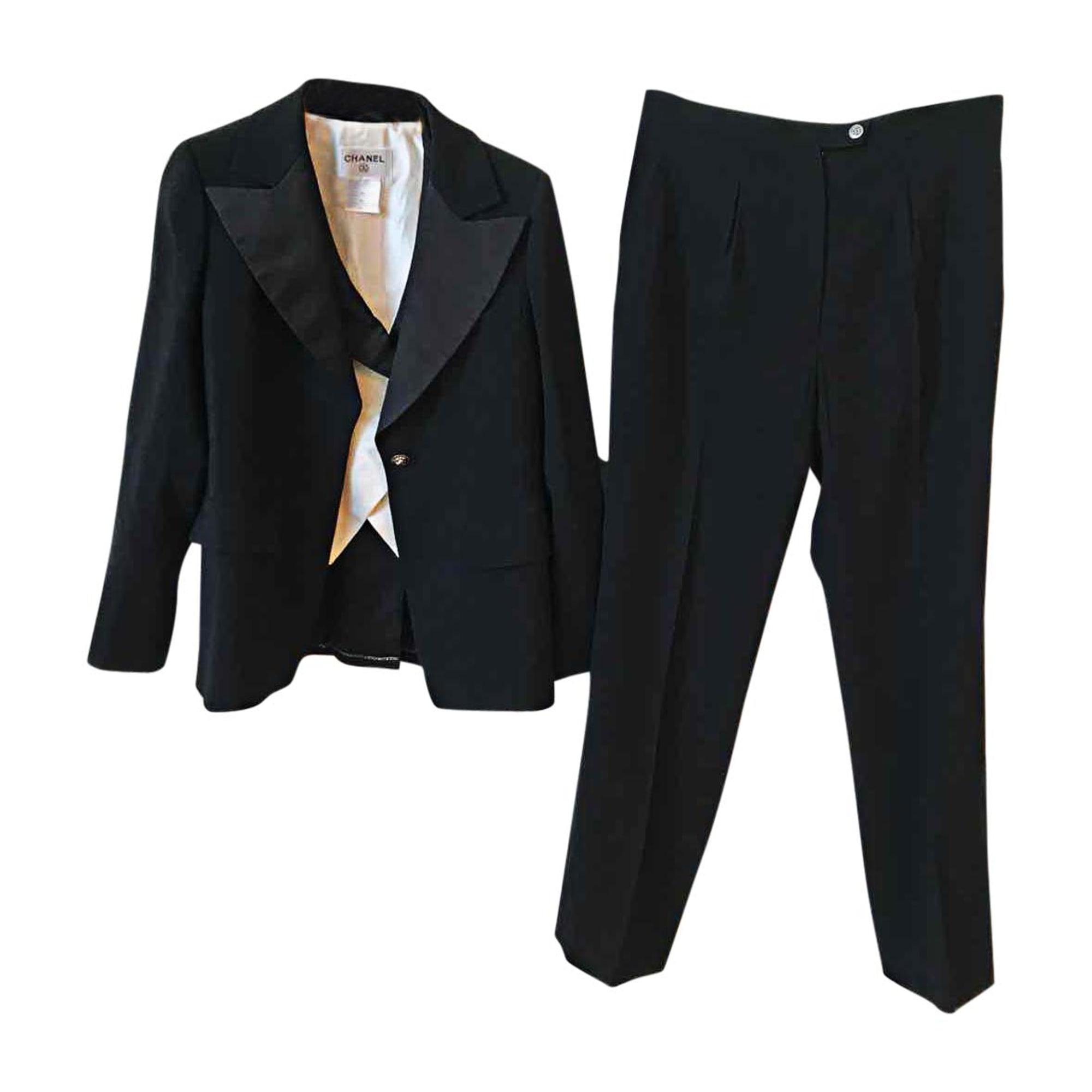 Tailleur pantalon CHANEL 40 (L 168d74c24847