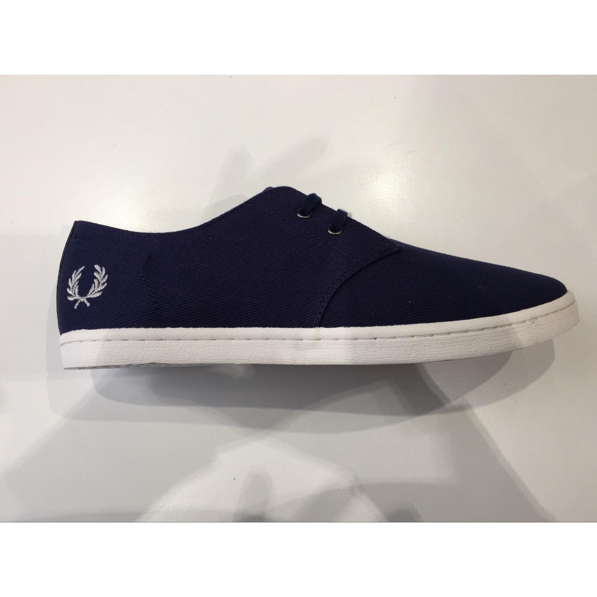 Fred 1646 À 7344384 Thomas Par Chaussures Perry 42 Vendu Lacets Bleu zESxAwB