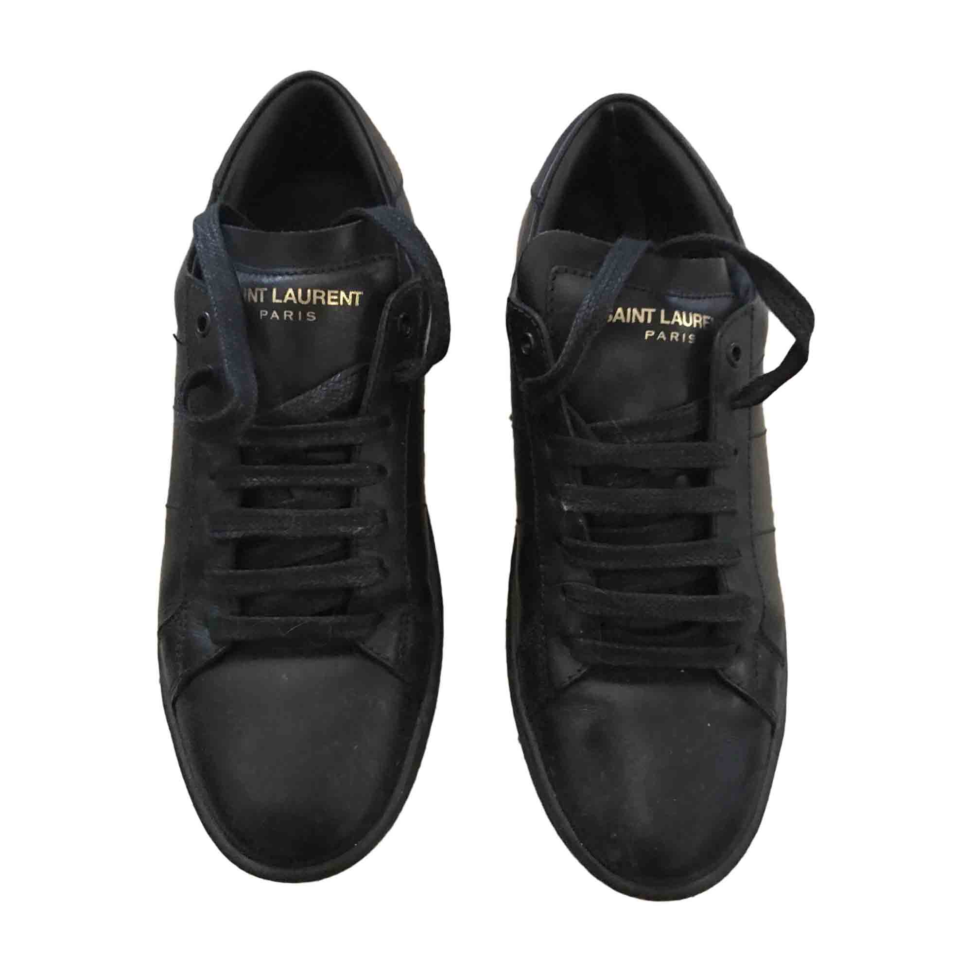 Baskets SAINT LAURENT Noir