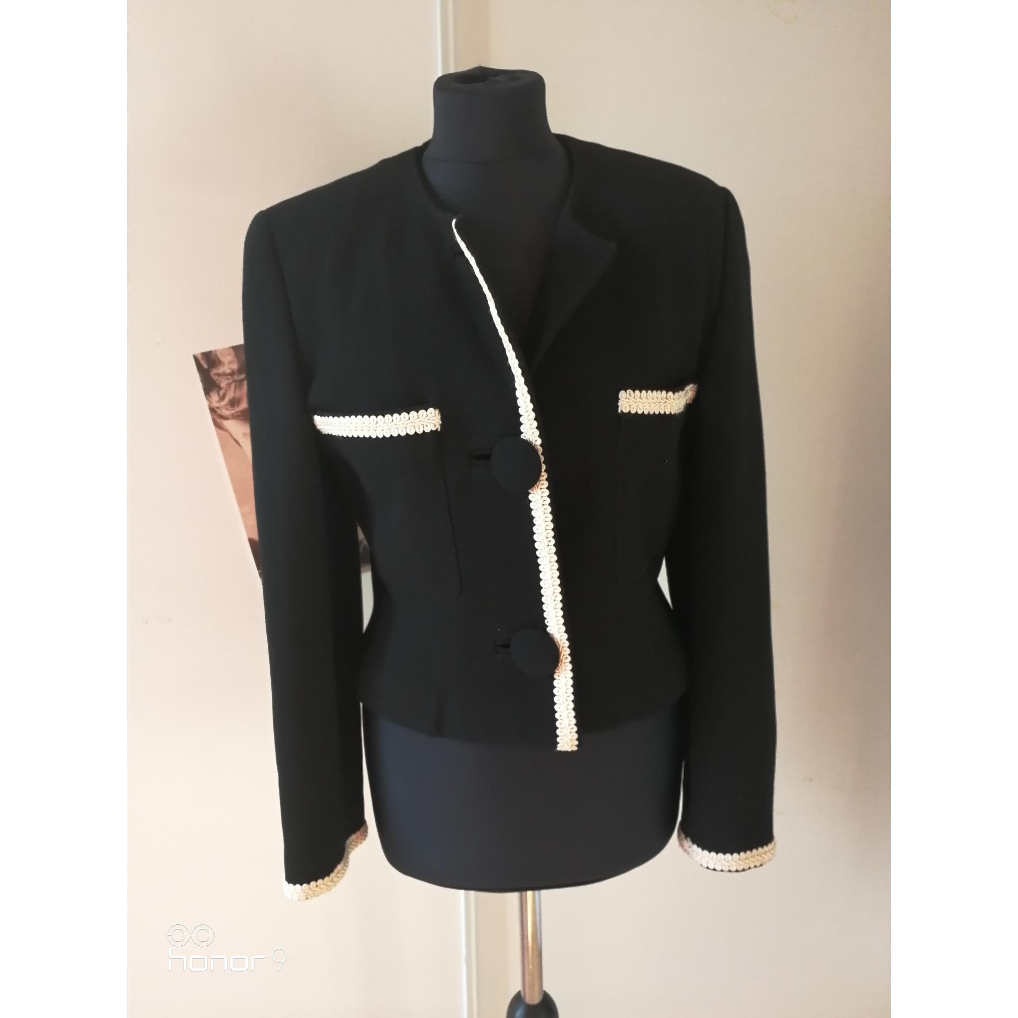 Blazer, veste tailleur TEENFLO 40 (L, T3) noir - 7352691 a546fa0db19