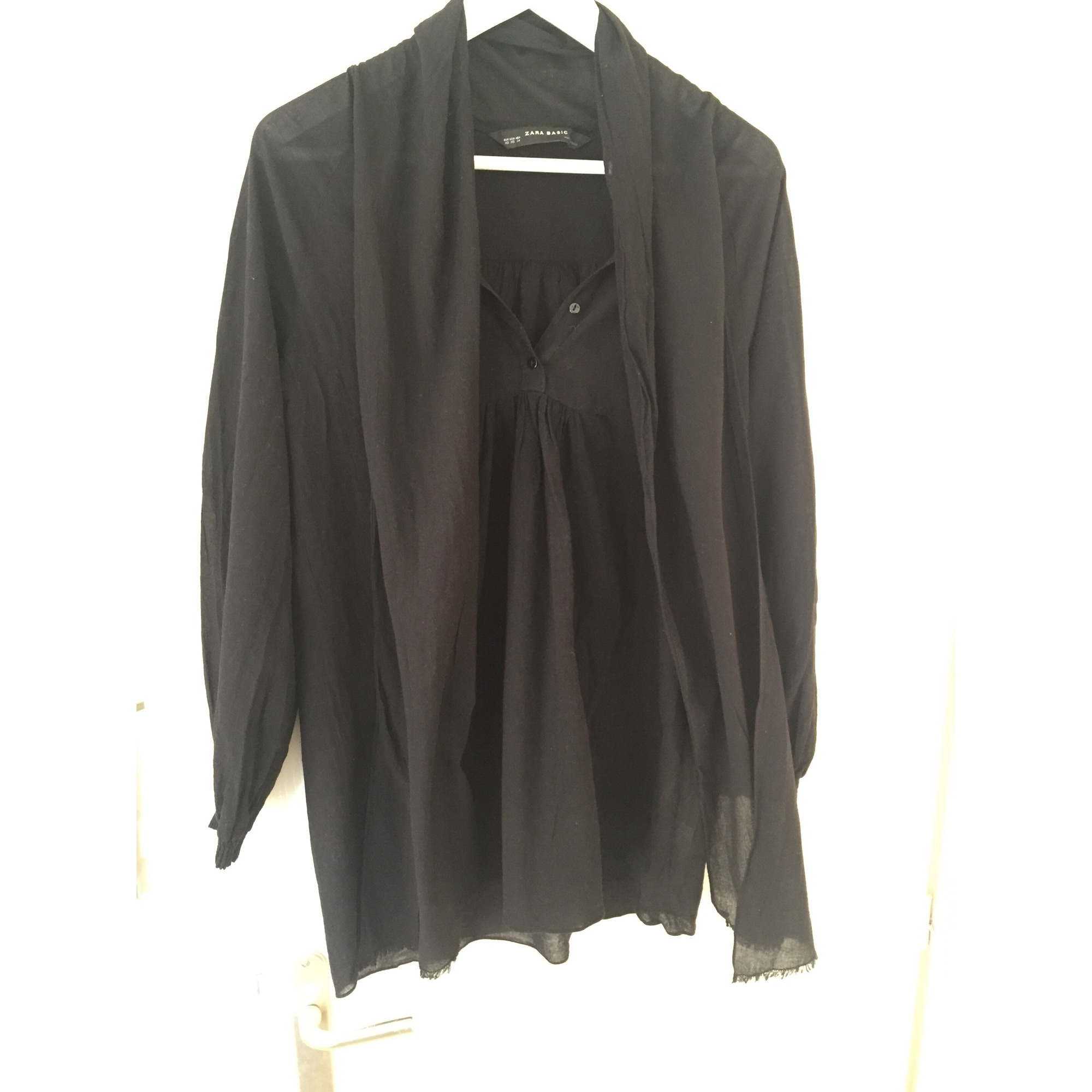 Uvpsqzmg Robe 34xst0noir 7363513 Zara Tunique 13FJTlcK