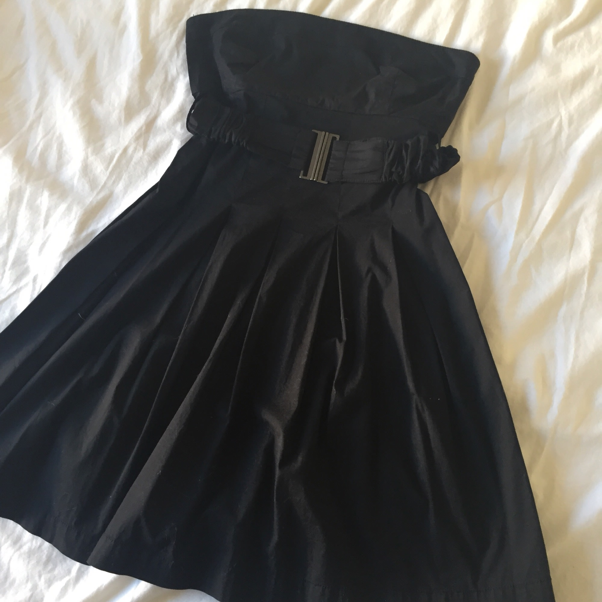 8d370fa72e7e Robe Bustier Noir Mango 2151673 T4 lxl Vendu 42 Par Nessa qA1HxPq