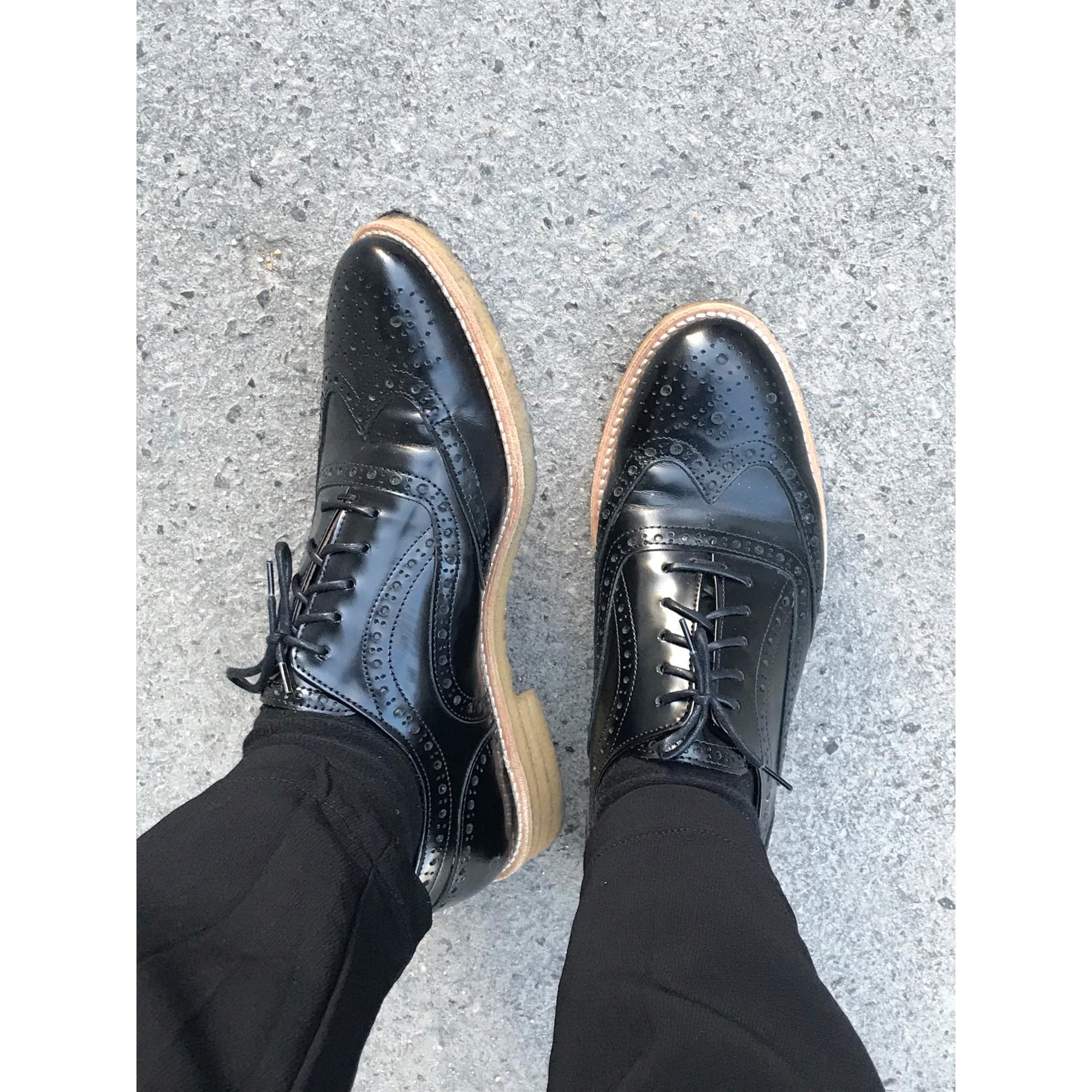CHAUSSURES - Chaussures à lacetsAnthology Paris 68mLLcTMR