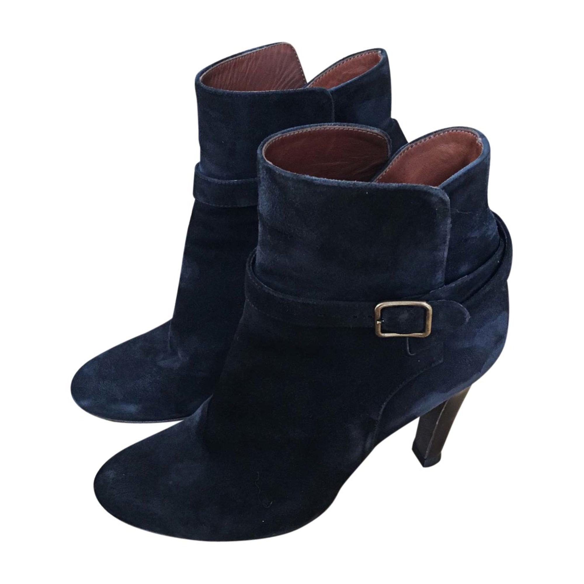 complet dans les spécifications réflexions sur en vente en ligne Bottines & low boots à talons
