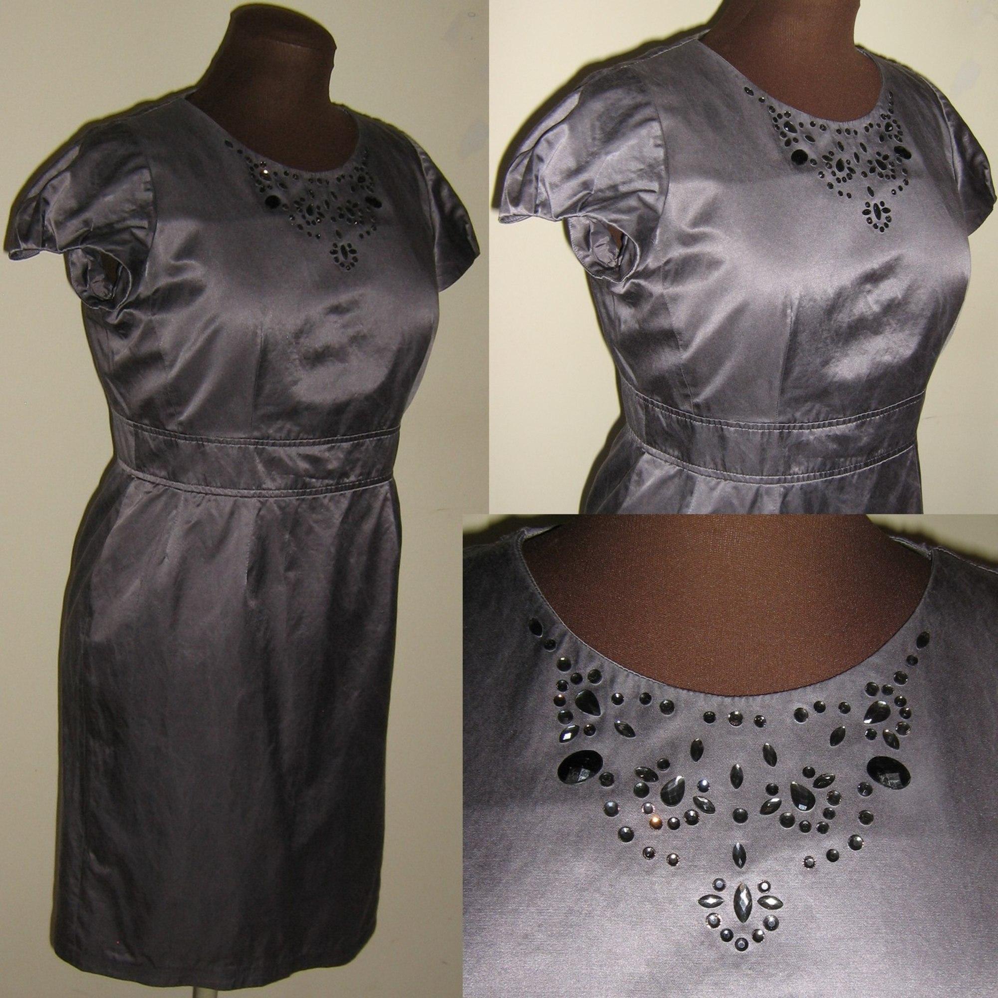 d895a2ac337 Robe mi-longue ANTONELLE 42 (L XL