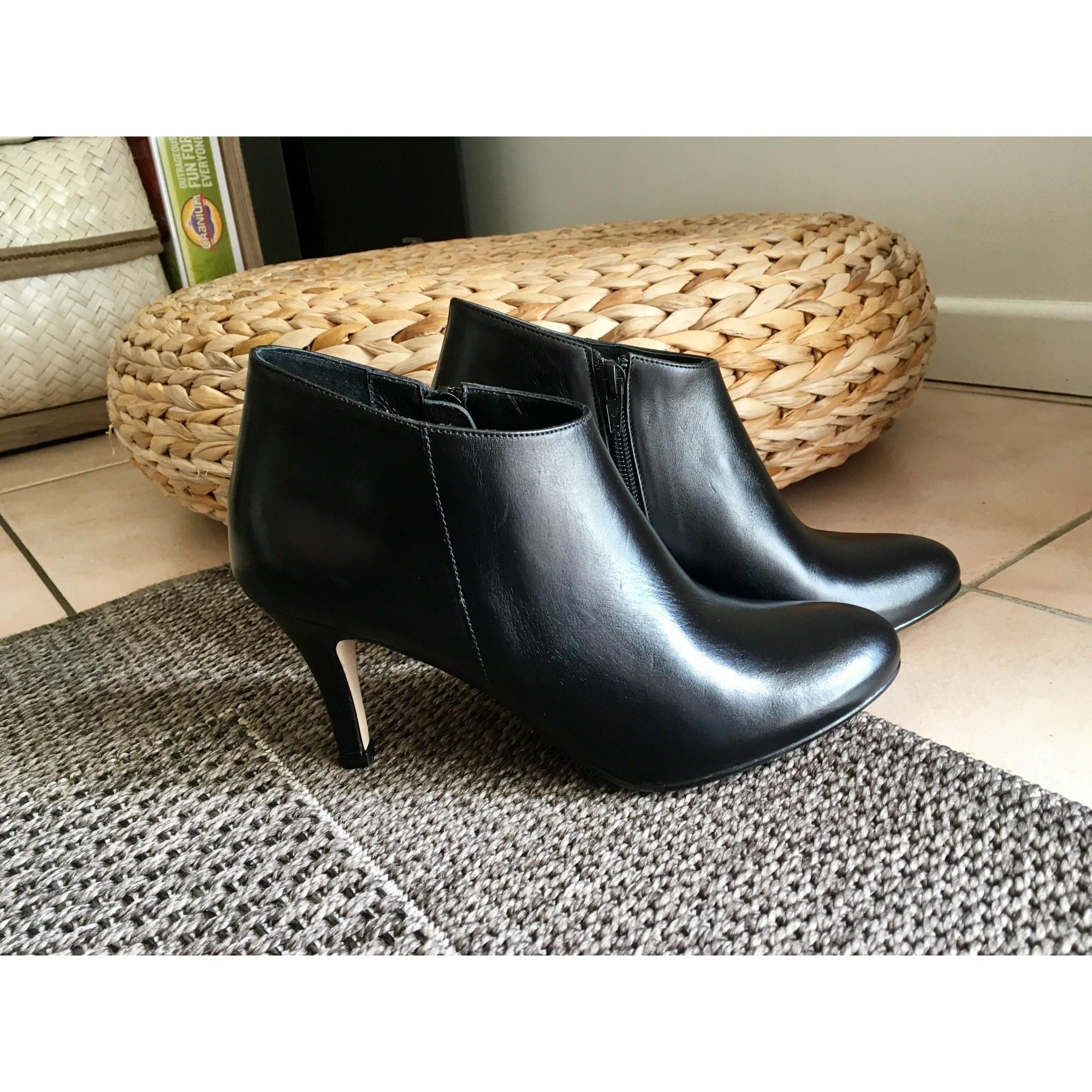 Bottineslow talons boots Bottineslow boots à 80mwNn