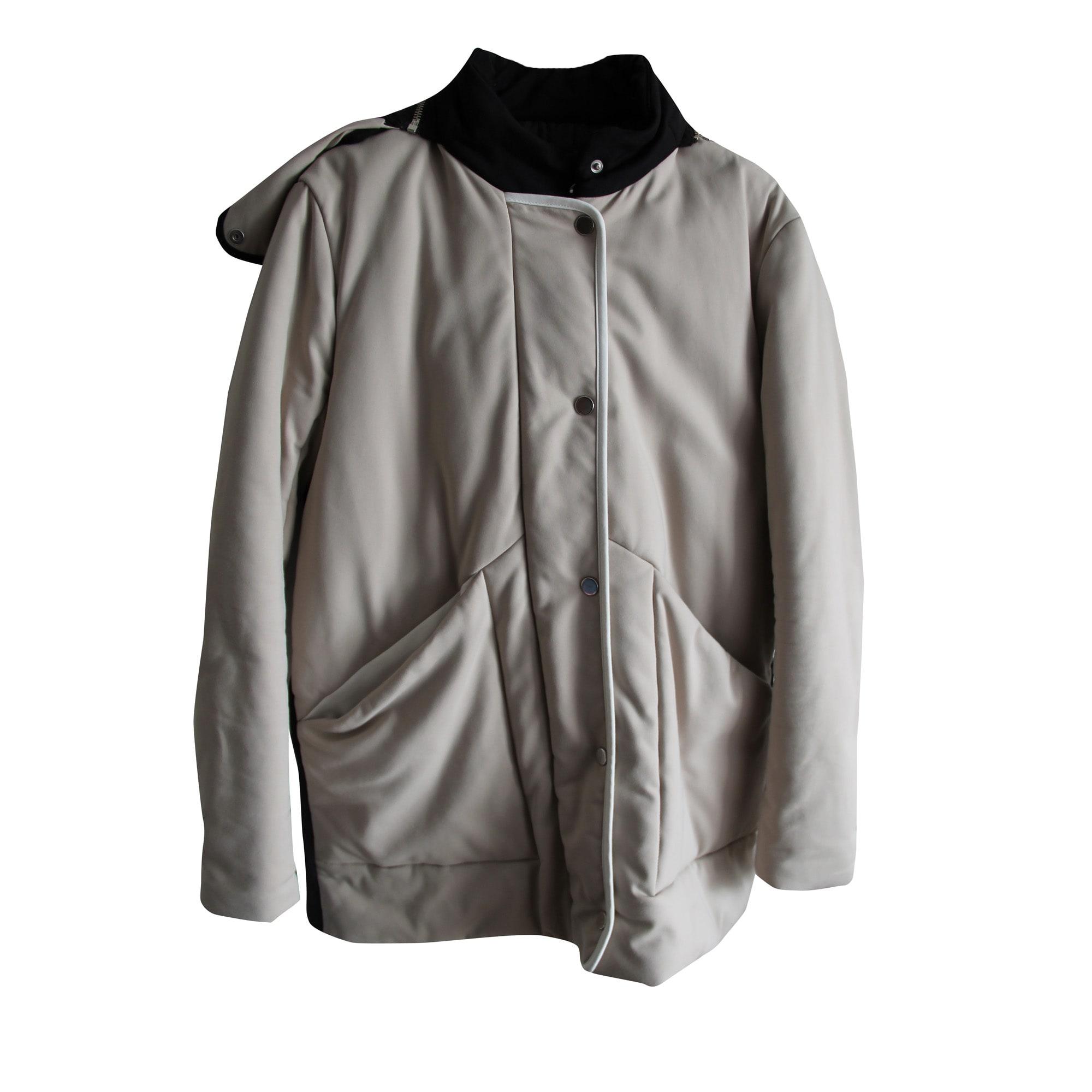 Maje Manteau coton 38 (M, T2)