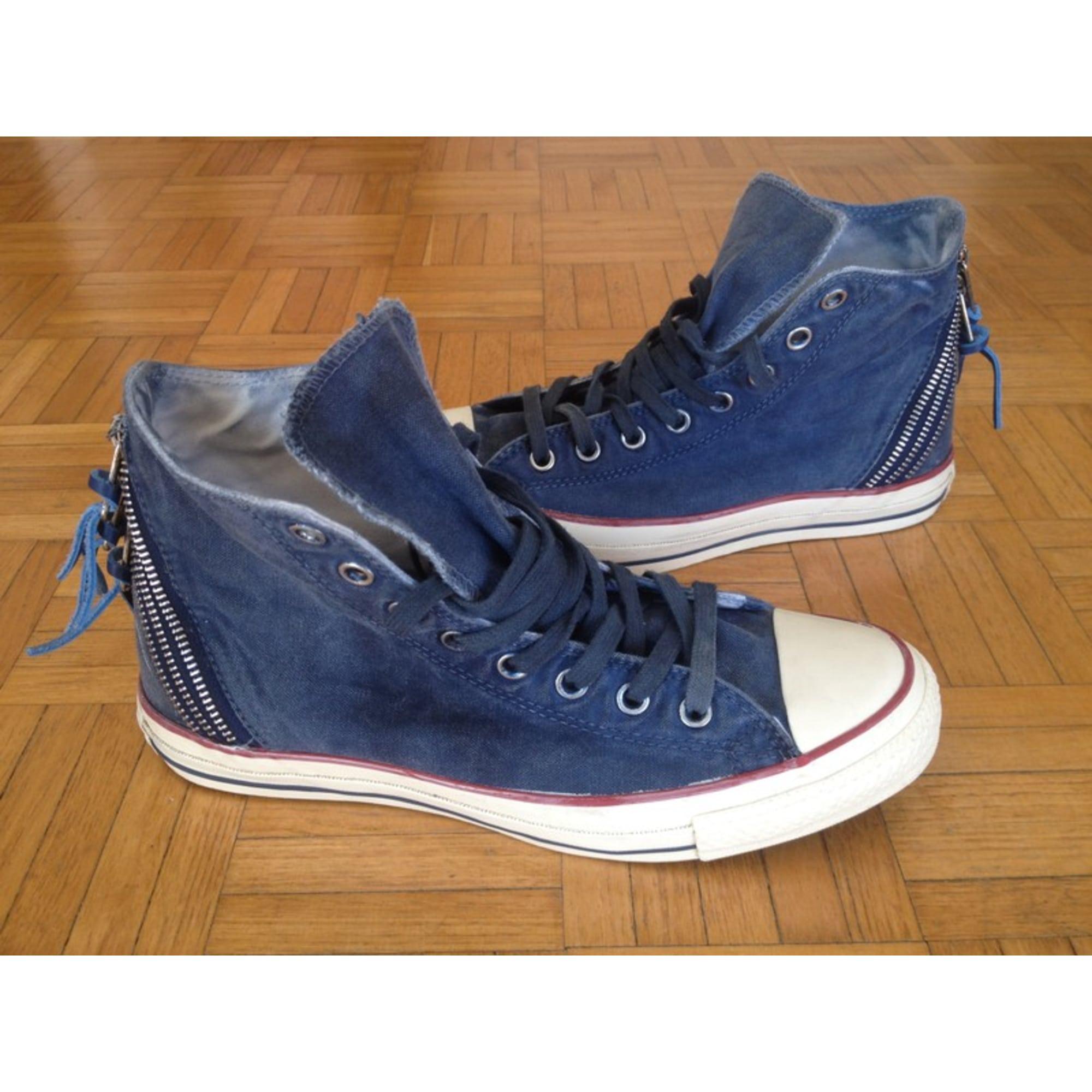 e3a465600cf Baskets CONVERSE 41 bleu - 7456622