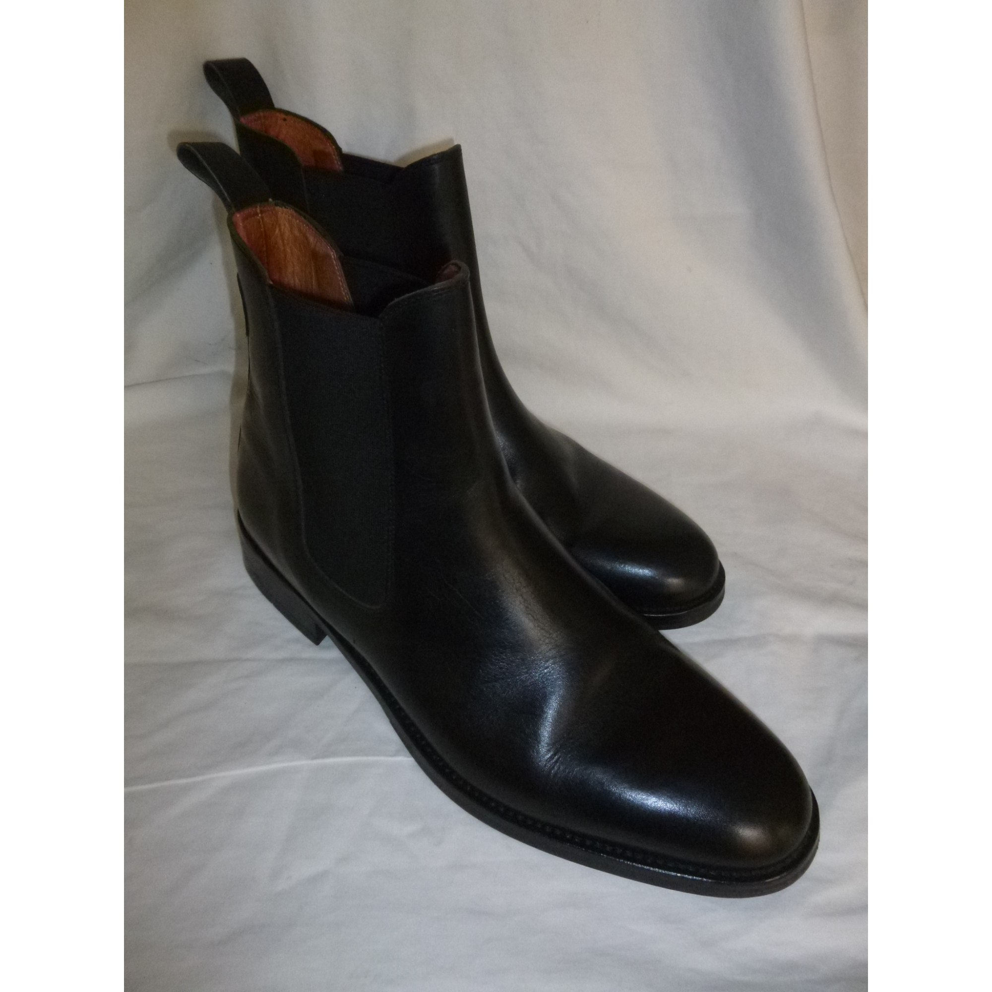 Bottines AIGLE Noir