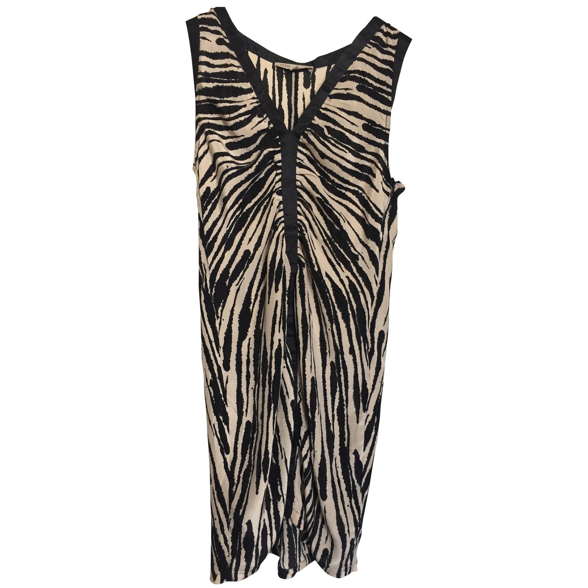 Mini-Kleid MAJE Tierprint