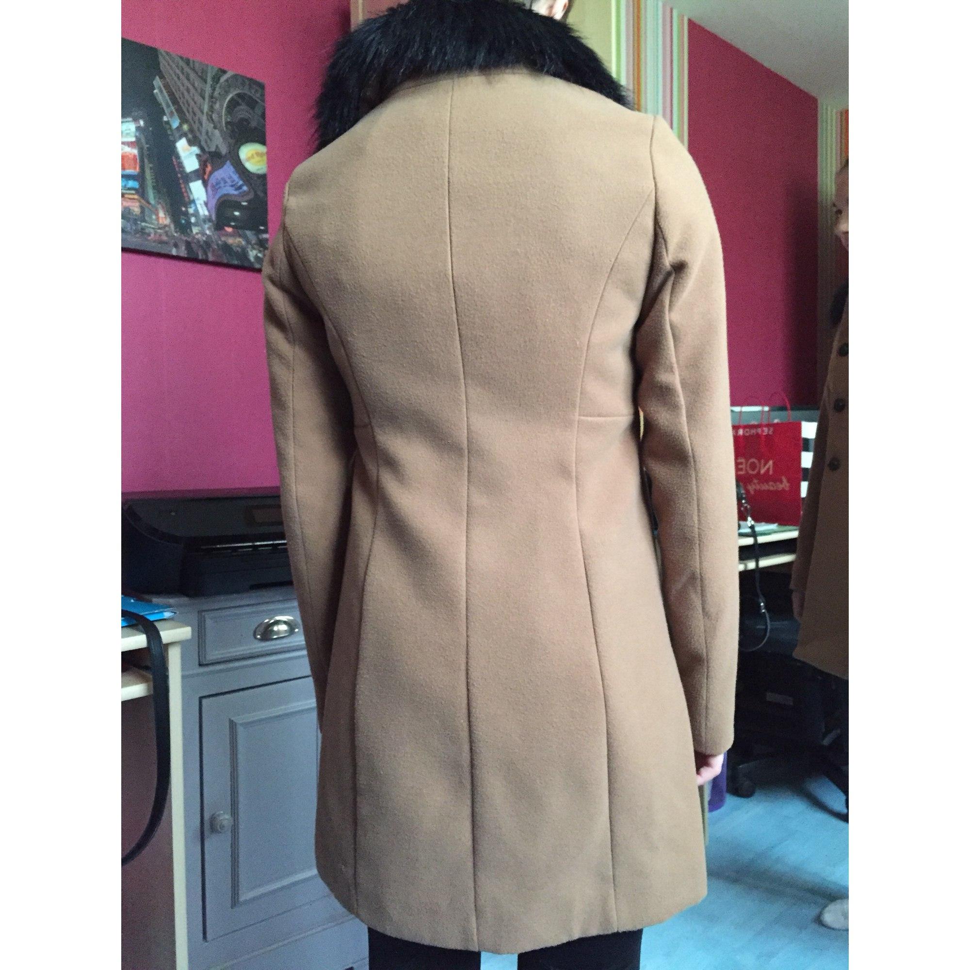 Manteau fourrure femme primark