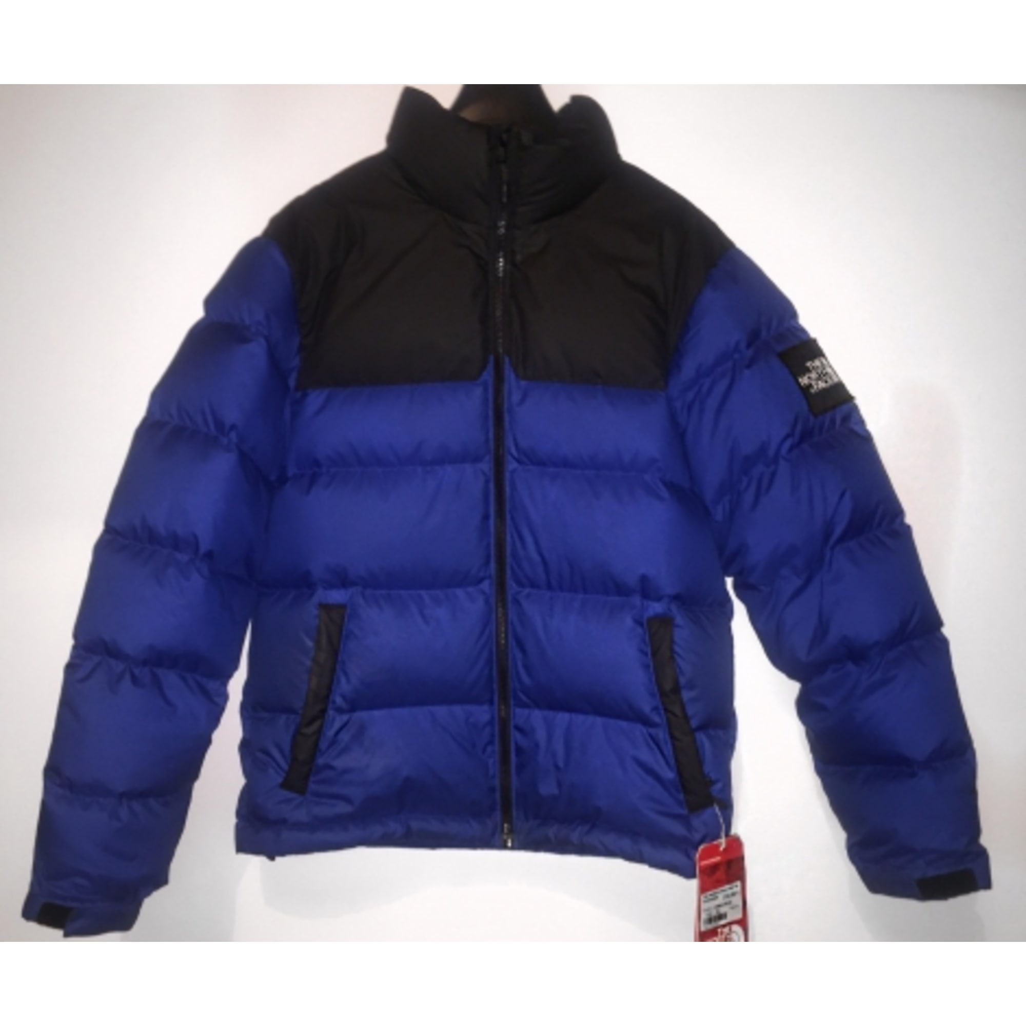 443f40b8a16 Doudoune THE NORTH FACE 44 (S) bleu - 7477643