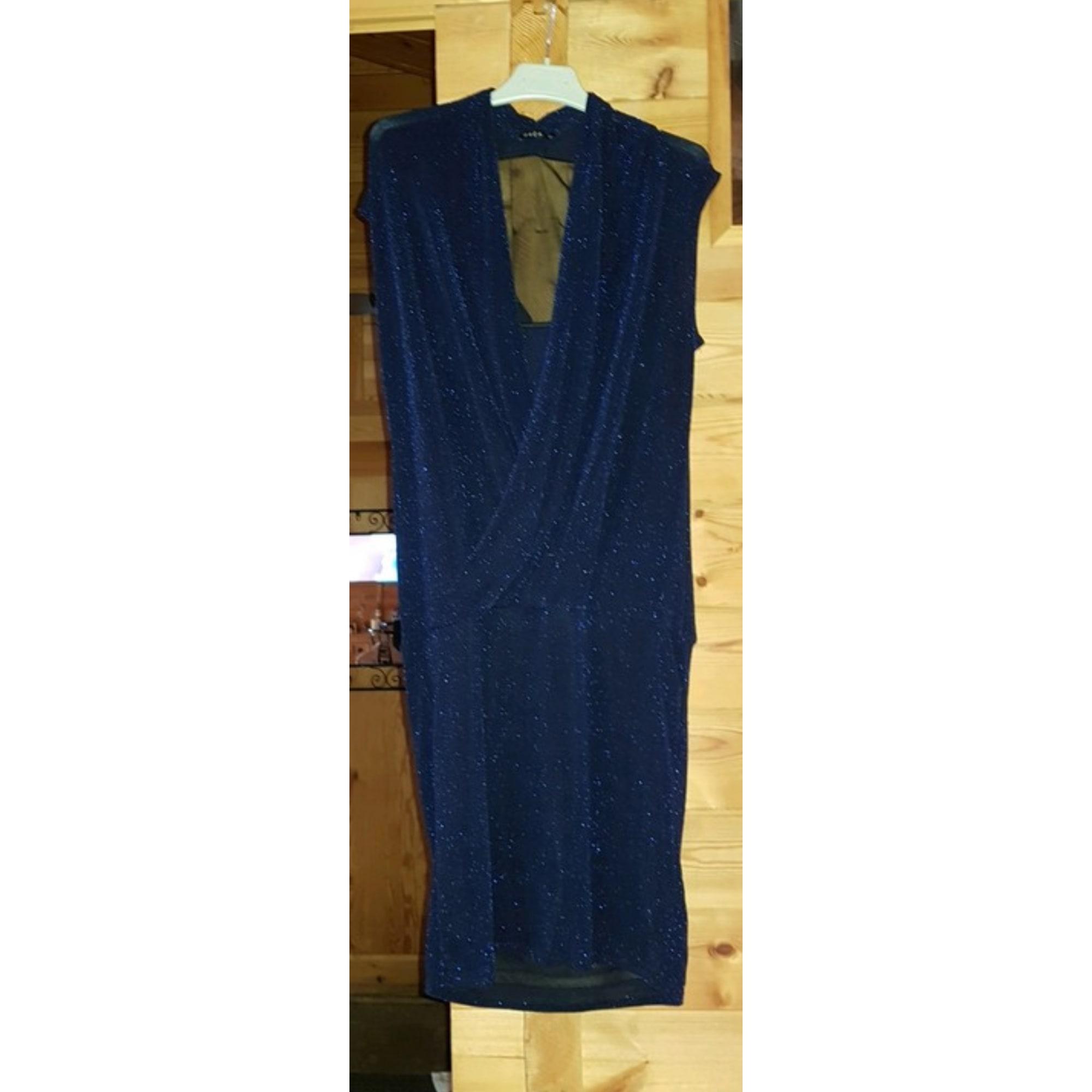 Robe bleu marine patrice breal