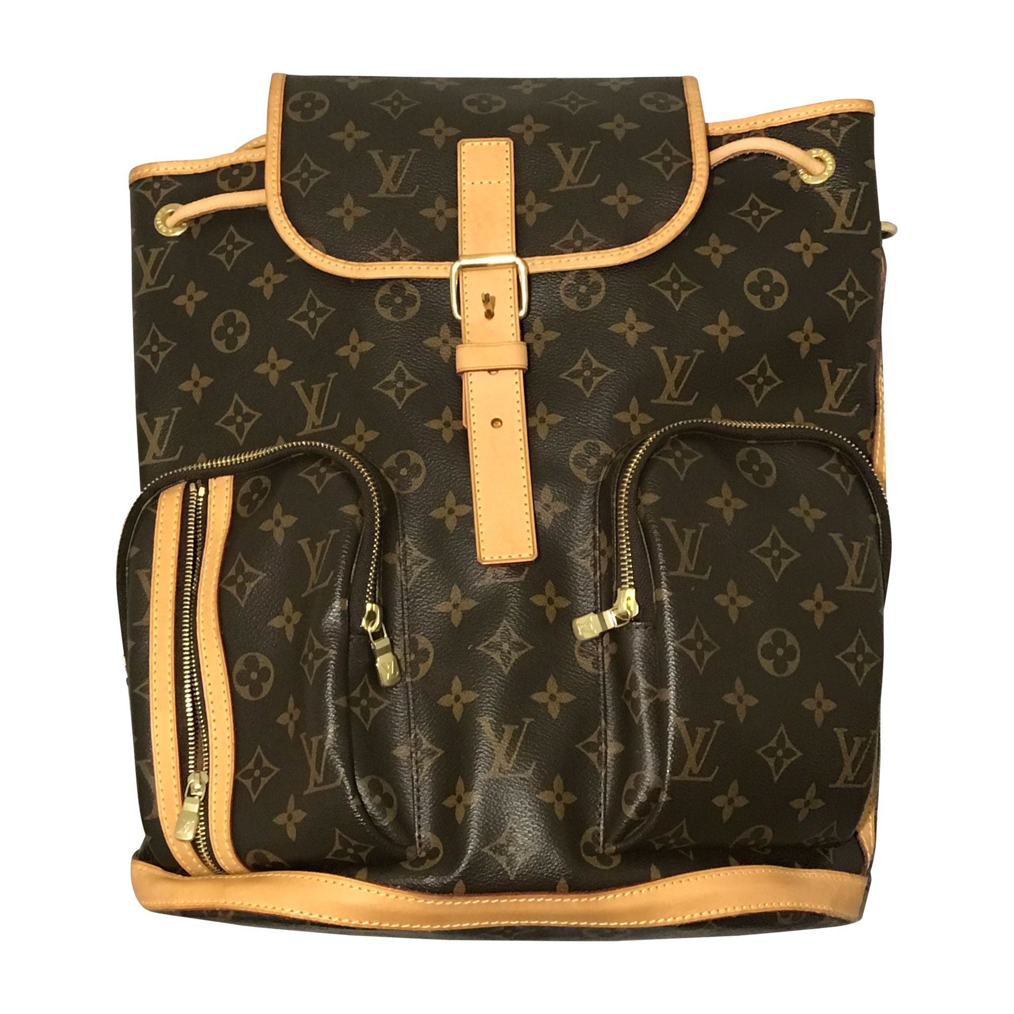5cee0fc8f3 Zaino LOUIS VUITTON marrone vendu par Yog1646 - 7480221