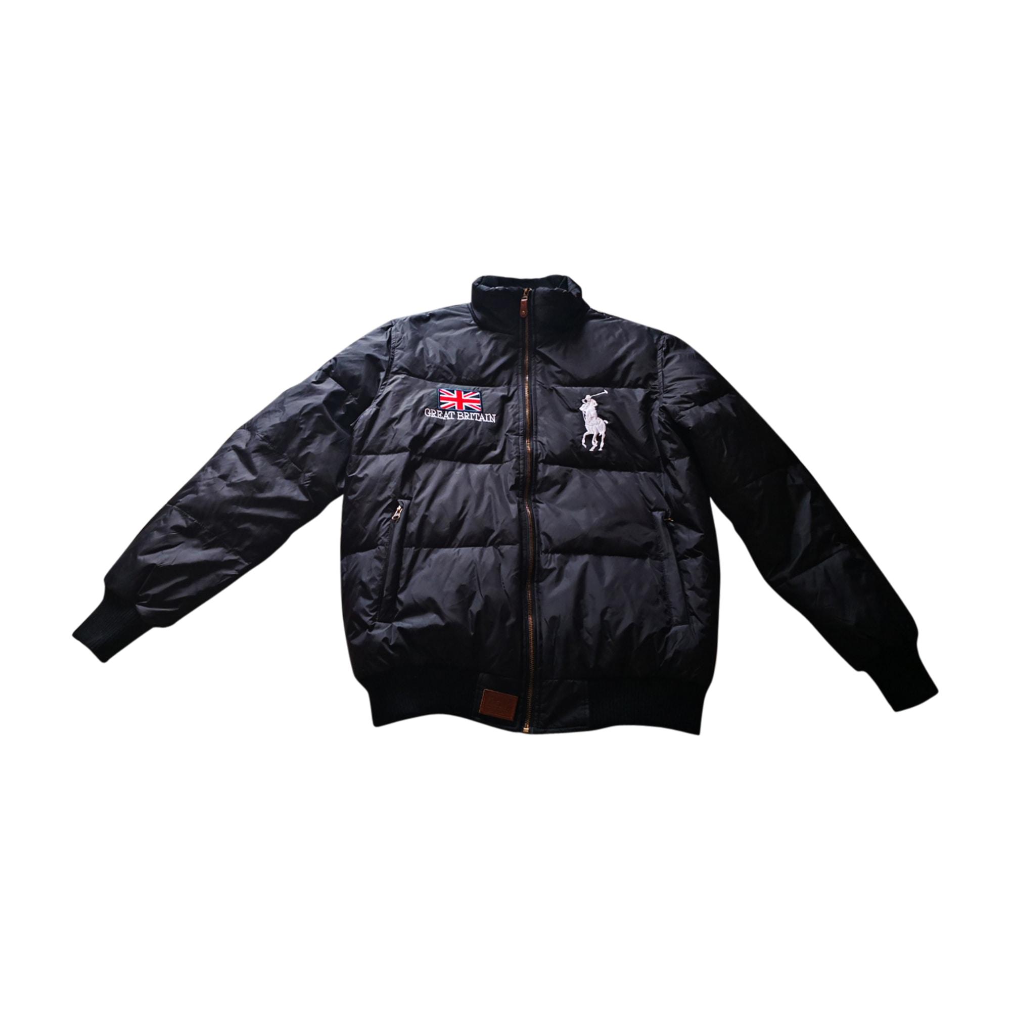 Doudoune RALPH LAUREN 50 (M) noir vendu par Taziqui - 7491543 05a81597257