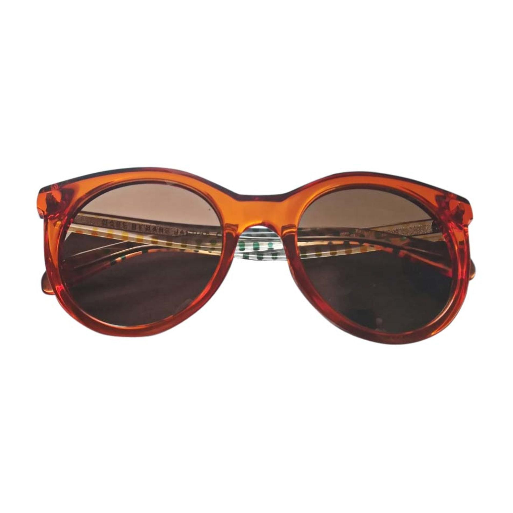 e6e92261c457ed Lunettes de soleil MARC JACOBS orange - 7495443